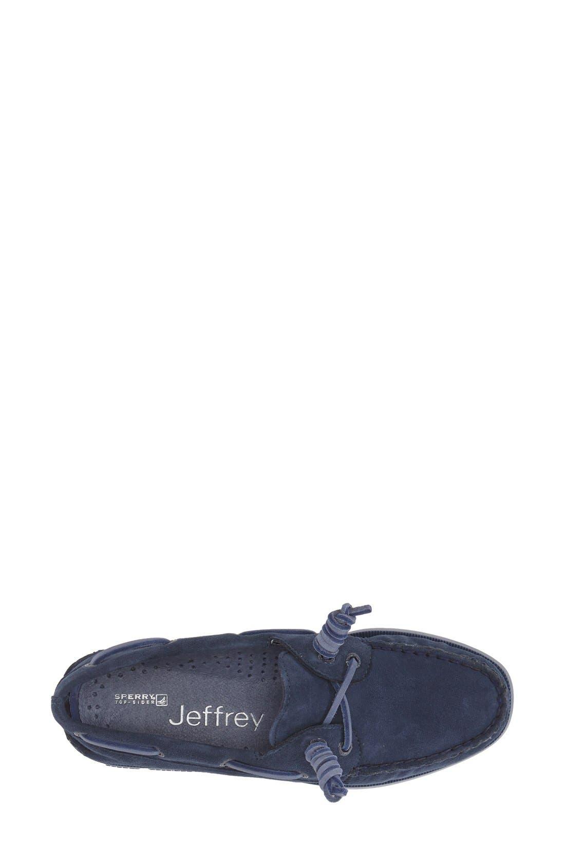 Alternate Image 3  - Sperry 'Jeffrey' Boat Shoe