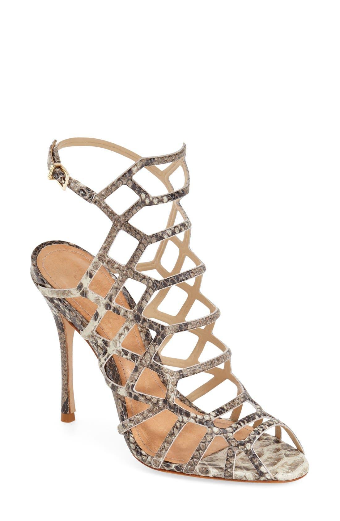 Alternate Image 1 Selected - Schutz 'Juliana' Sandal (Women)