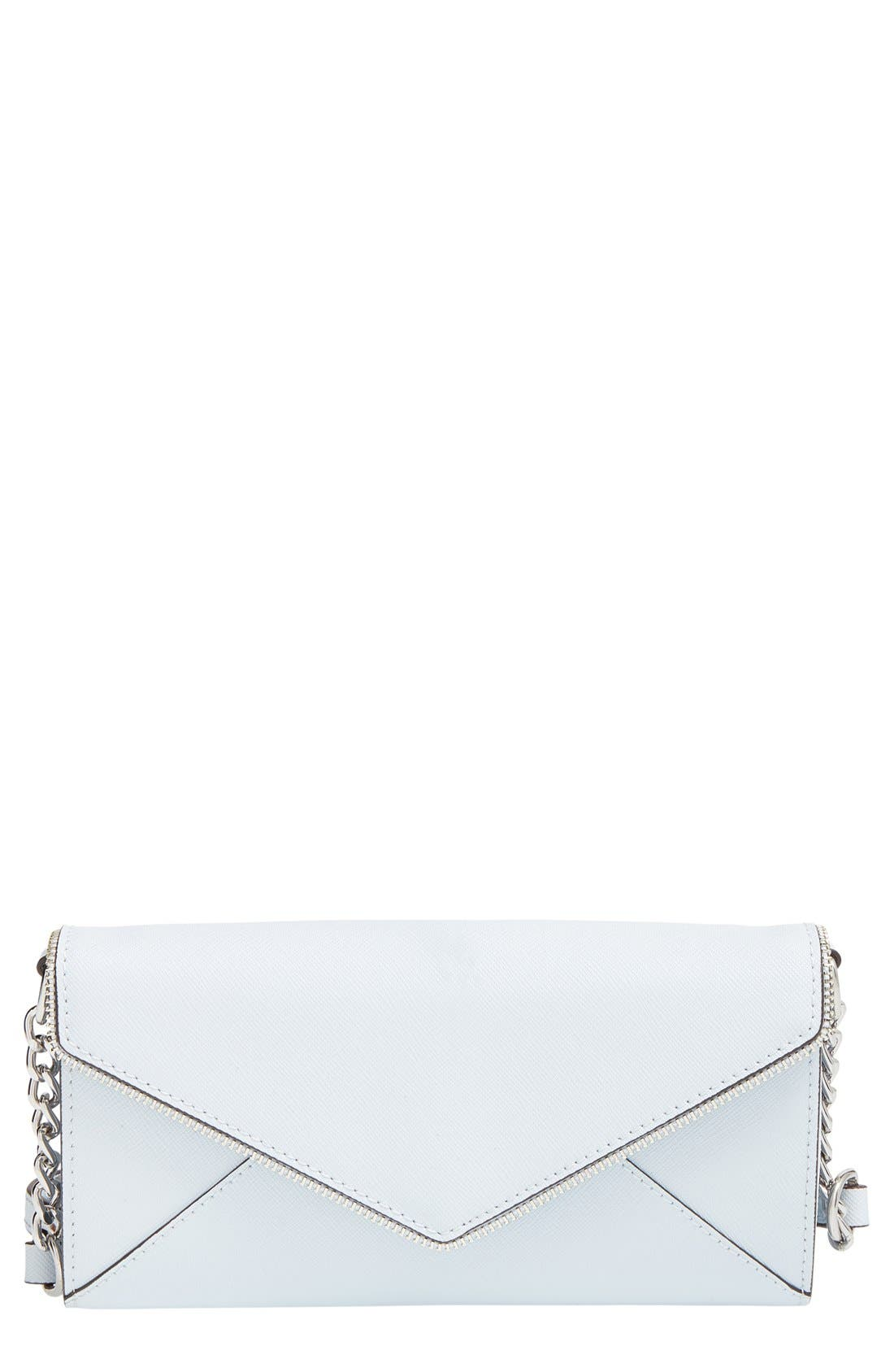 Main Image - Rebecca Minkoff 'Cleo' Wallet on a Chain