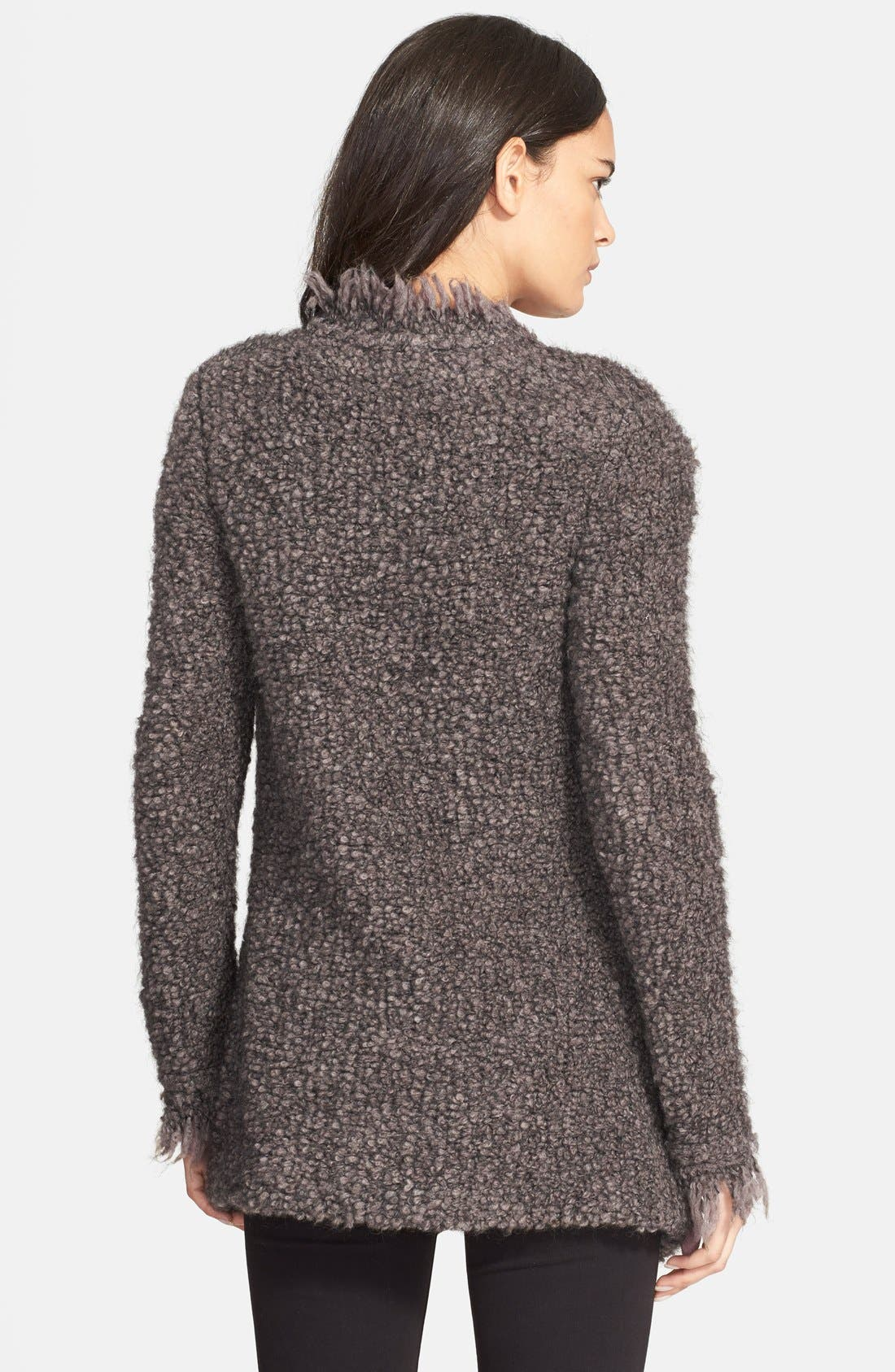Alternate Image 2  - IRO 'Campbell' Oversize Cardigan Jacket