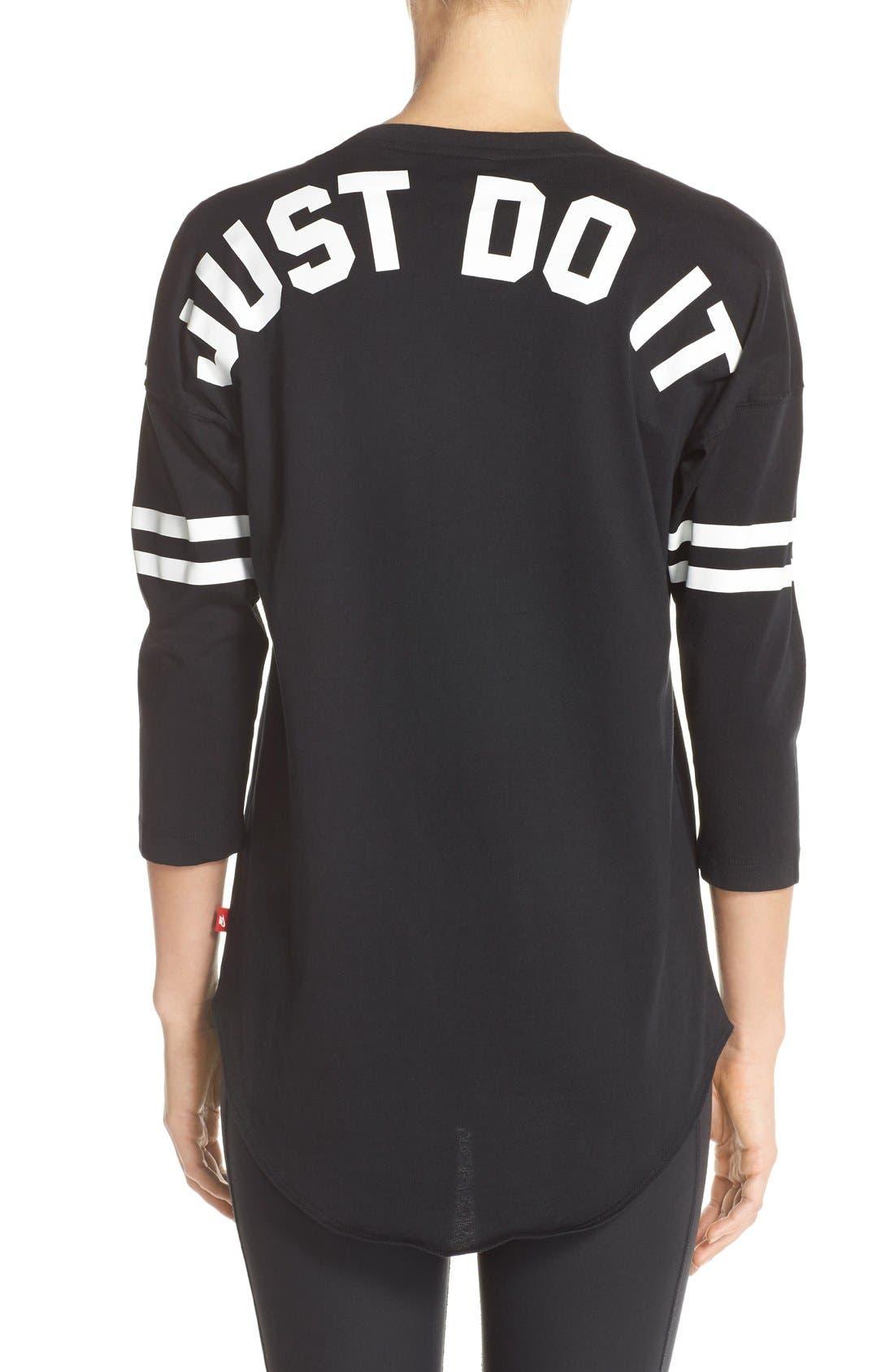 Alternate Image 2  - Nike 'Just Do It Spirit' Top