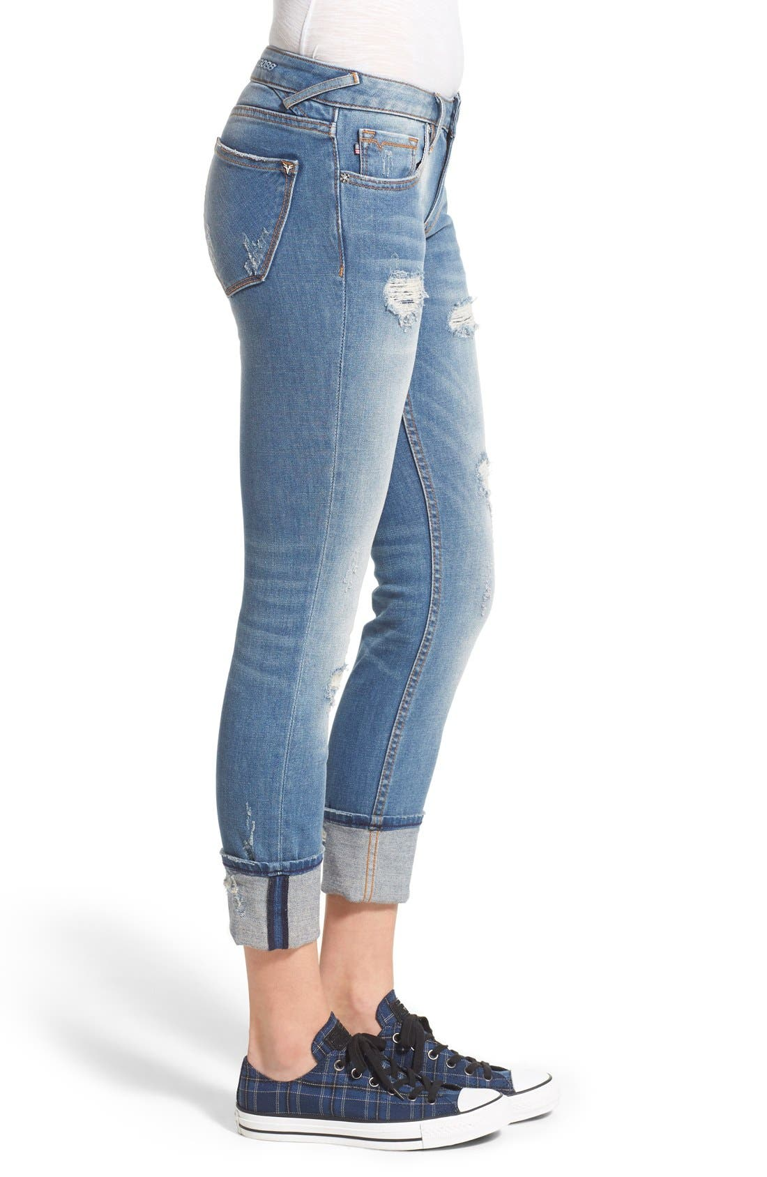 Alternate Image 3  - Vigoss 'Tompson' Easy Skinny Jeans