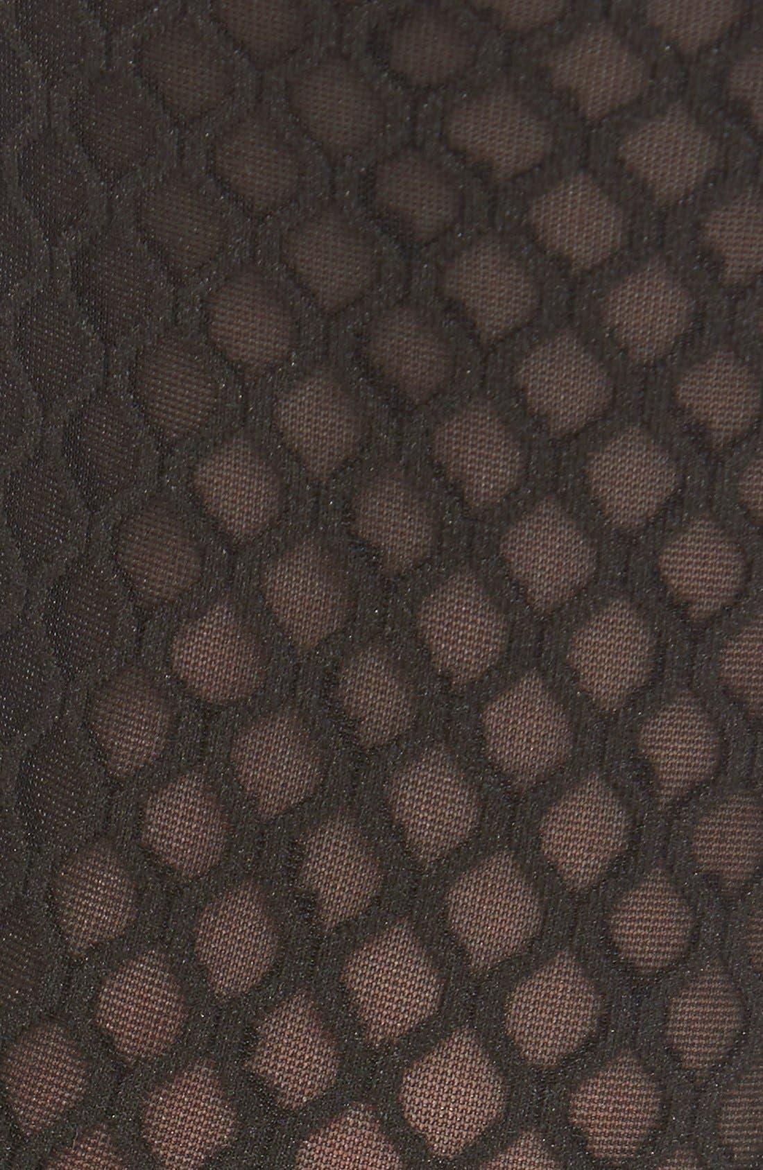 Alternate Image 2  - Wolford 'Sibylle' Semi-Sheer Trouser Socks