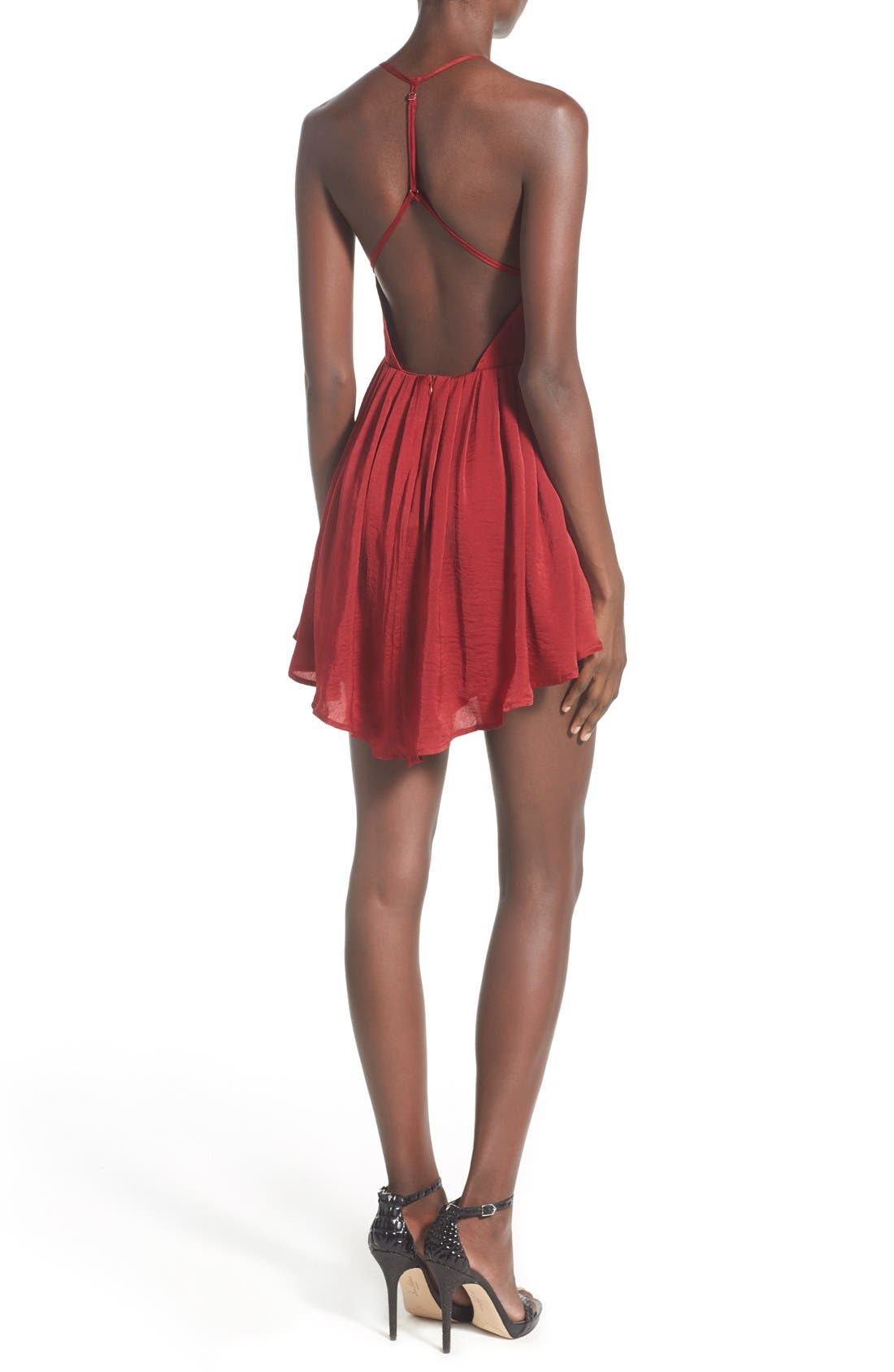 Alternate Image 2  - NBD 'Party Girl' Fit & Flare Dress