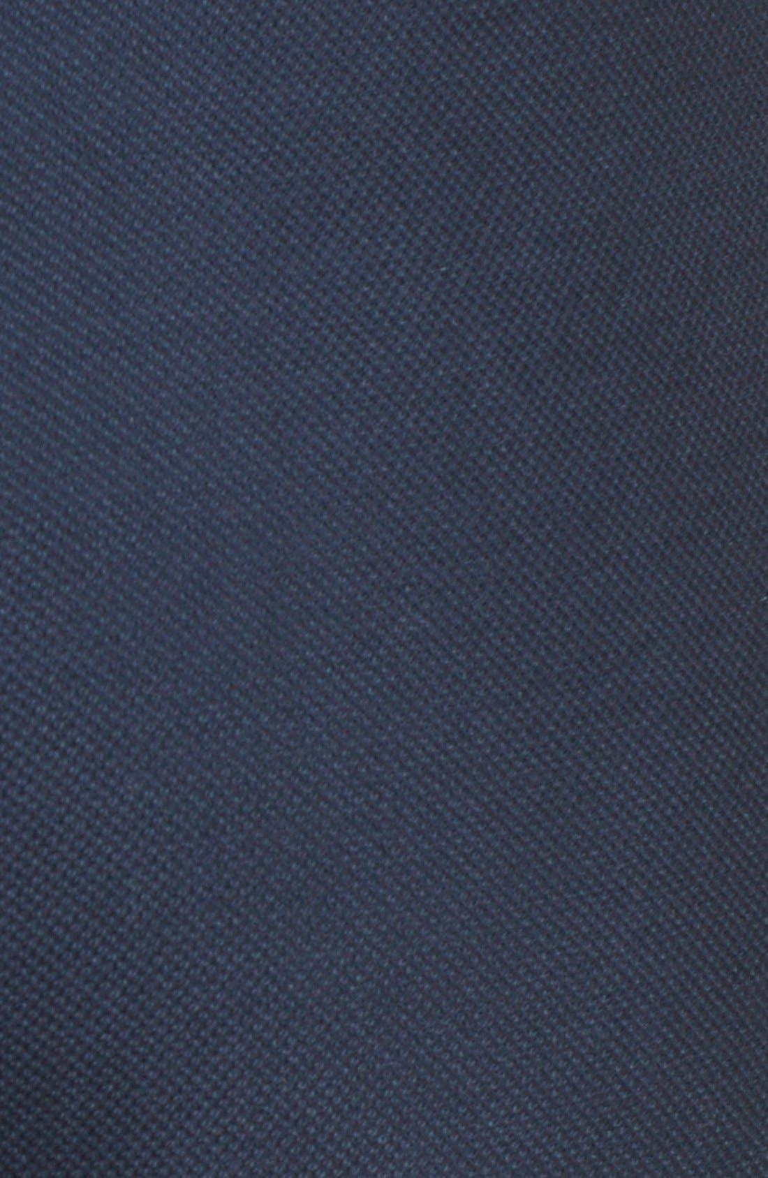 Alternate Image 3  - Nordstrom Signature and Caroline Issa 'Raindrop' Slim Cotton Ankle Pants
