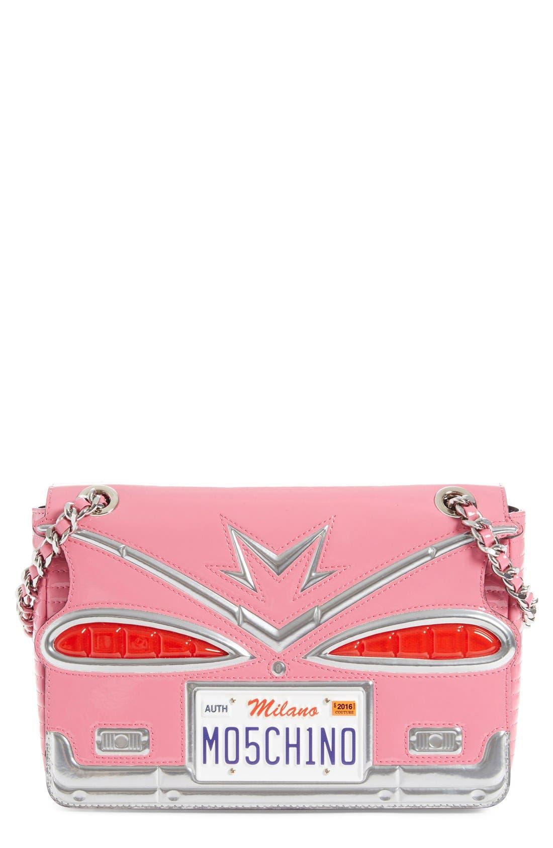Alternate Image 1 Selected - Moschino 'Cadillac' Shoulder Bag