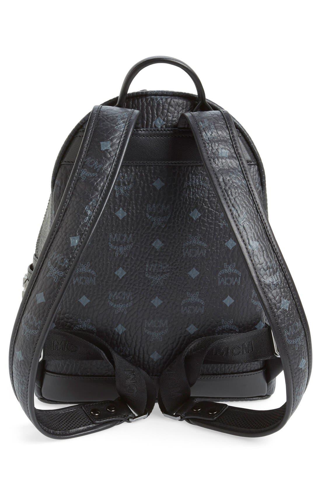 Alternate Image 3  - MCM 'Small Stark' Side Stud Backpack