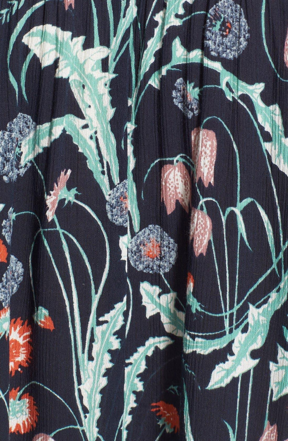 Alternate Image 5  - Hinge Floral Print Romper