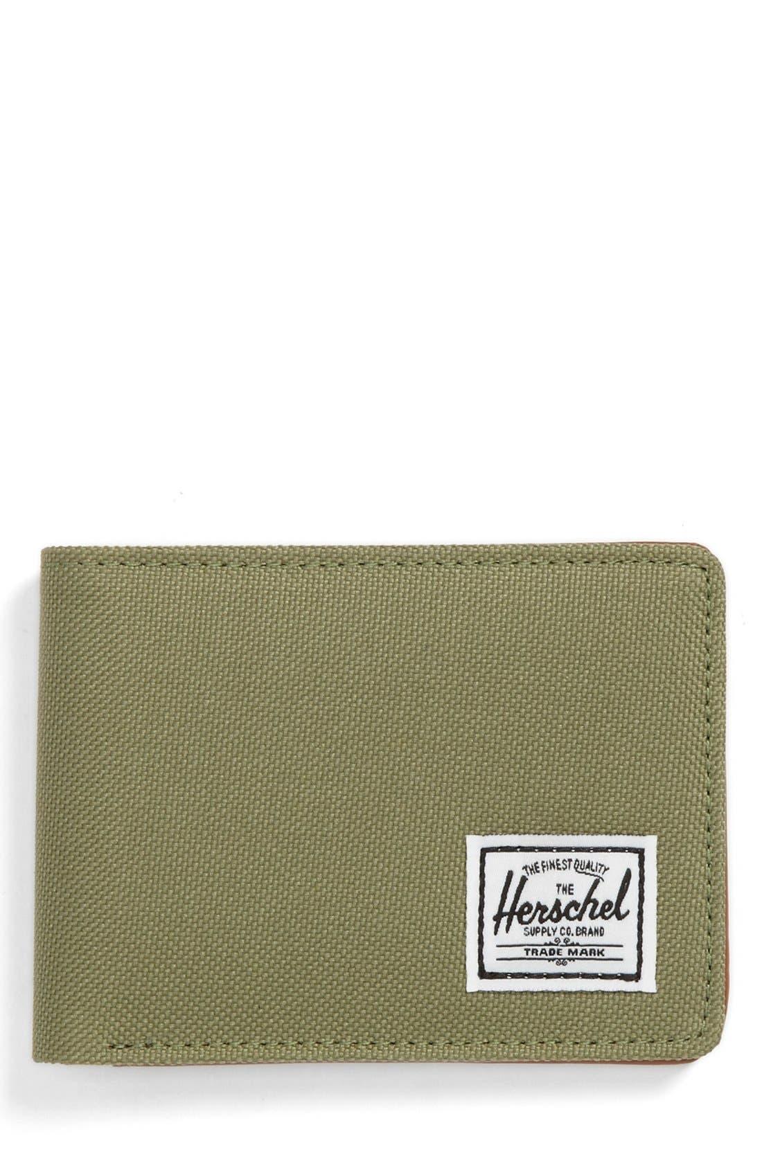 Main Image - Herschel Supply Co. 'Hank' Bifold Wallet
