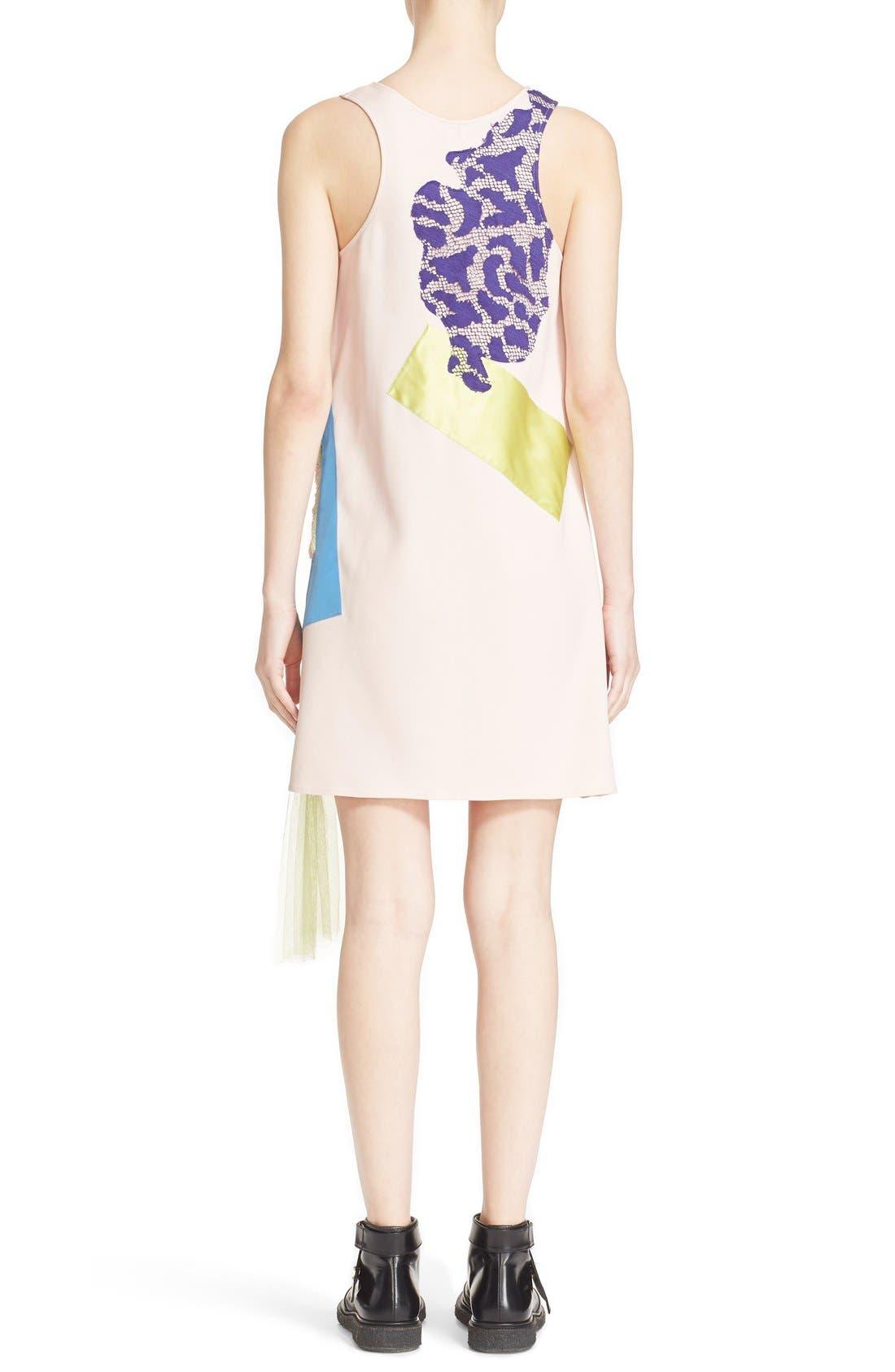 Alternate Image 2  - Koché 'Rose' Sleeveless Sheath Dress