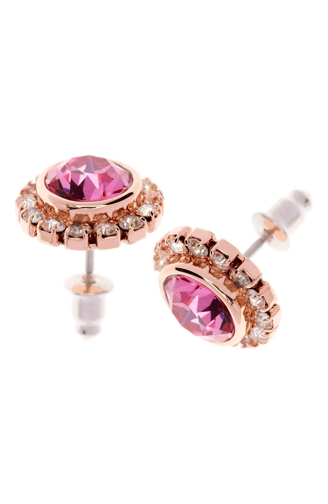 Alternate Image 2  - Ted Baker London 'Crystal Daisy' Stud Earrings