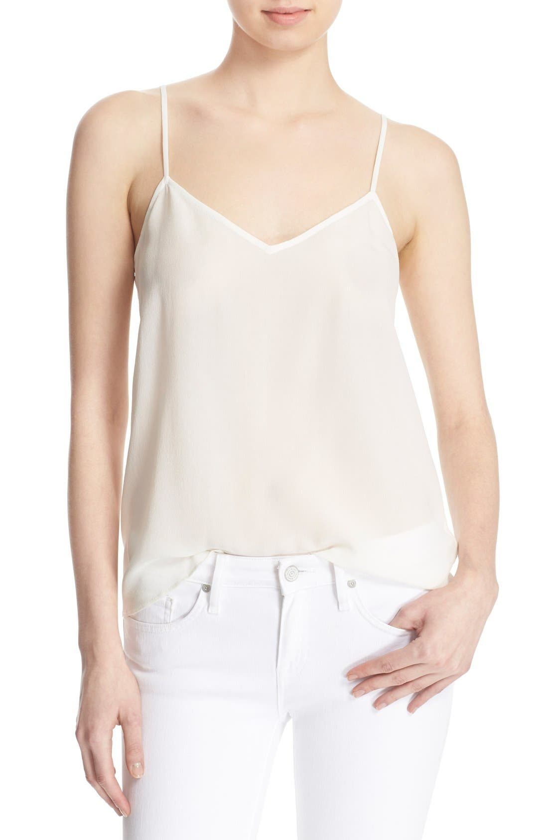 Alternate Image 1 Selected - Joie Silk Camisole