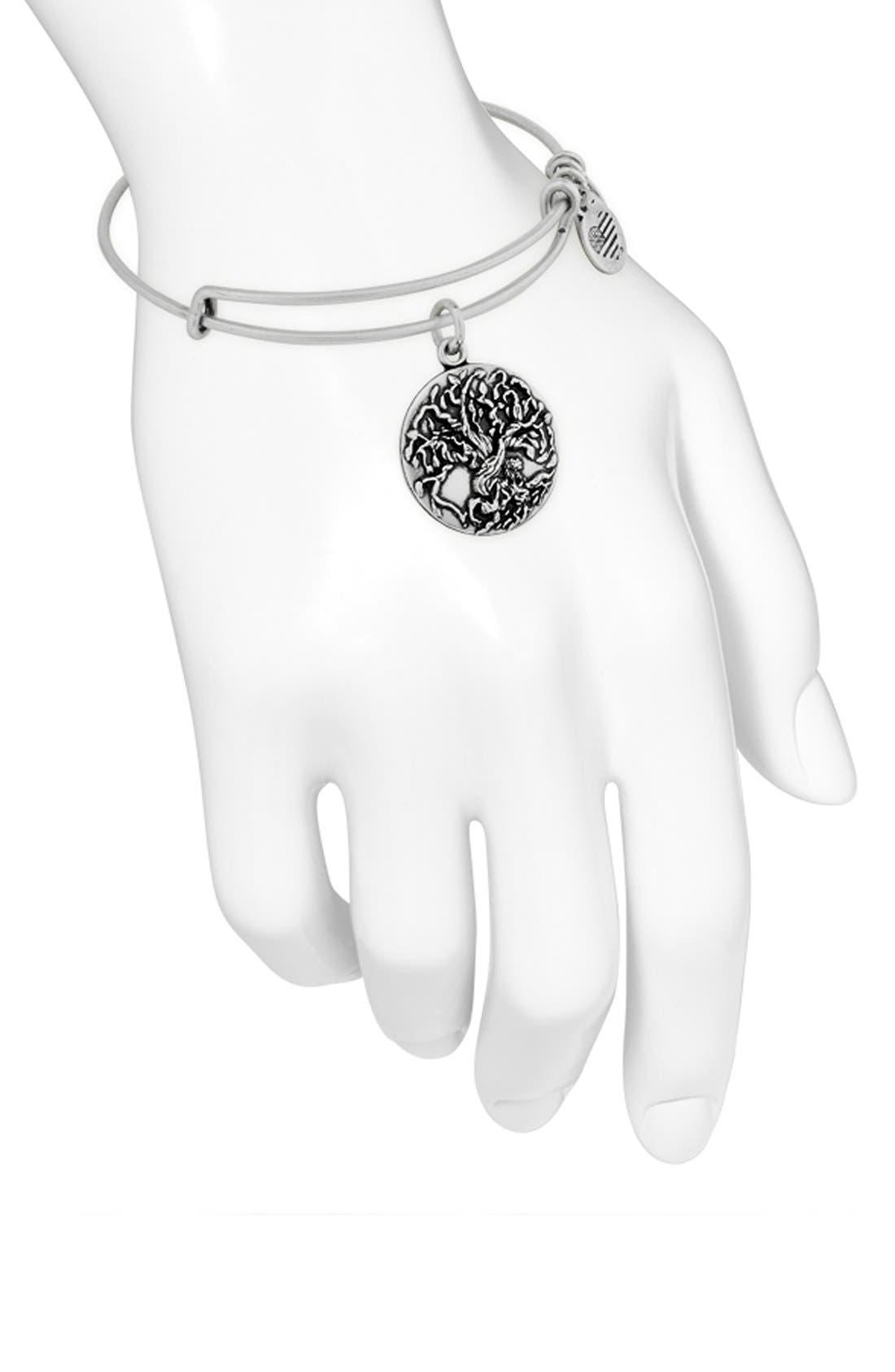 Alternate Image 2  - Alex and Ani 'Tree of Life' Bangle Bracelet