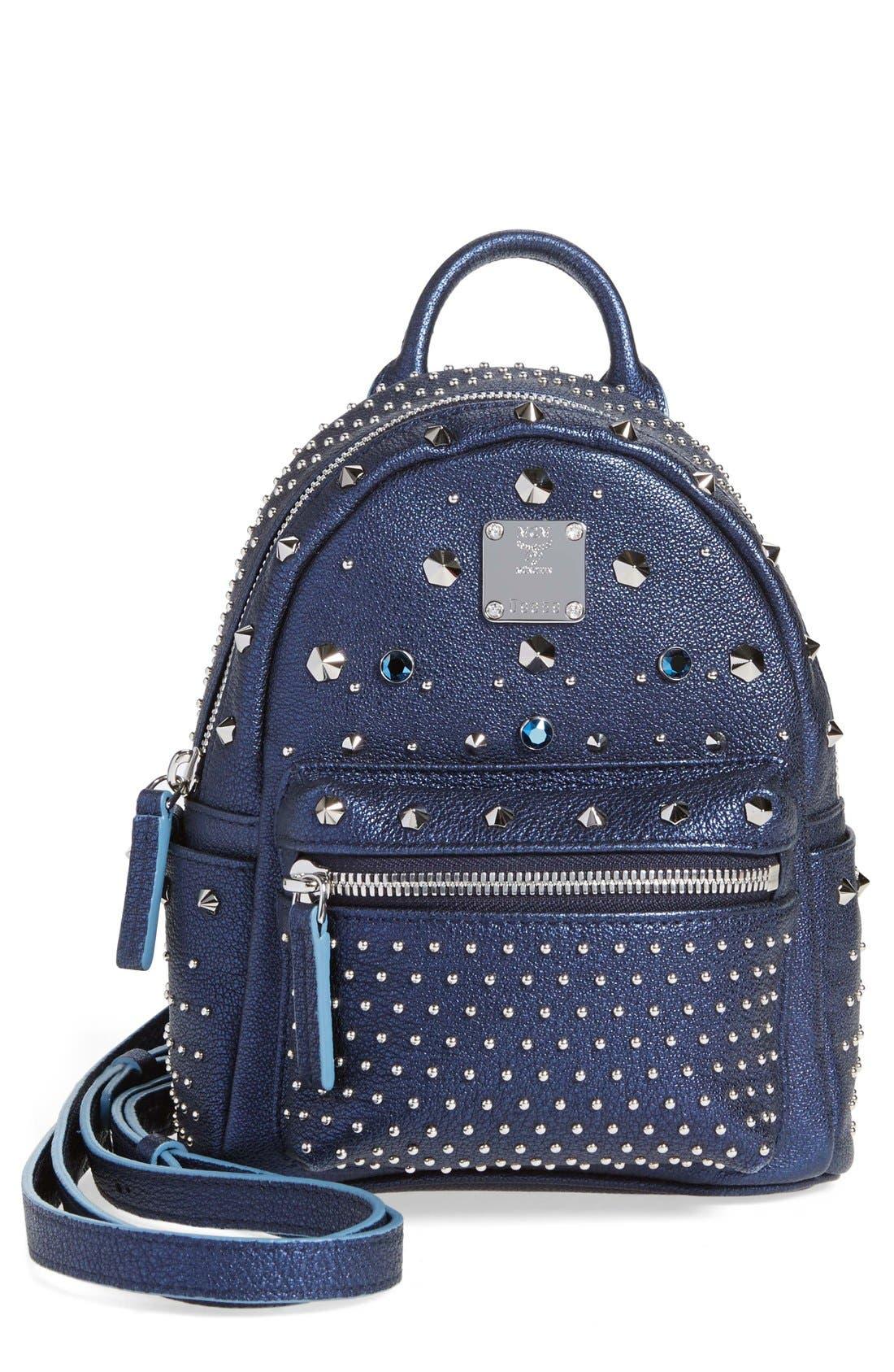 Alternate Image 1 Selected - MCM 'X Mini Bebe Boo' Backpack