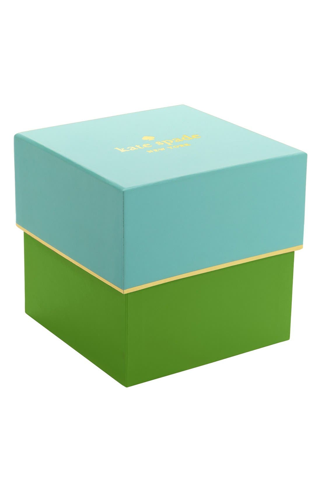 Alternate Image 5  - kate spade new york 'kenmare' bow case watch, 20mm