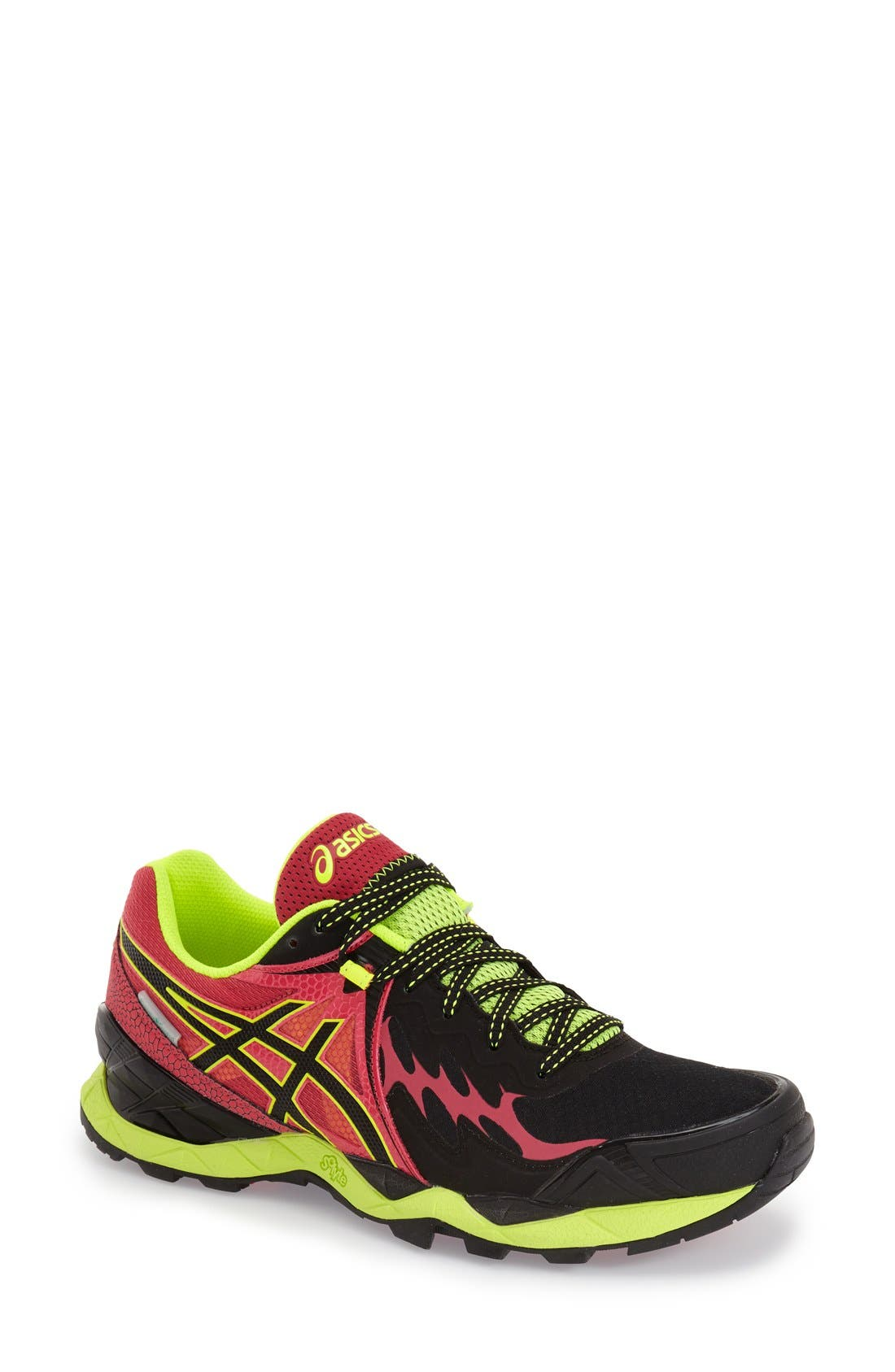 ASICS® 'GEL-Fuji Endurance' Trail Running Shoe (Women)