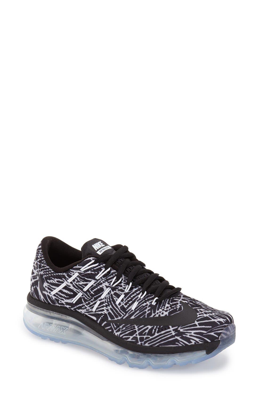 Alternate Image 1 Selected - Nike 'Air Max 2016' Running Shoe (Women)