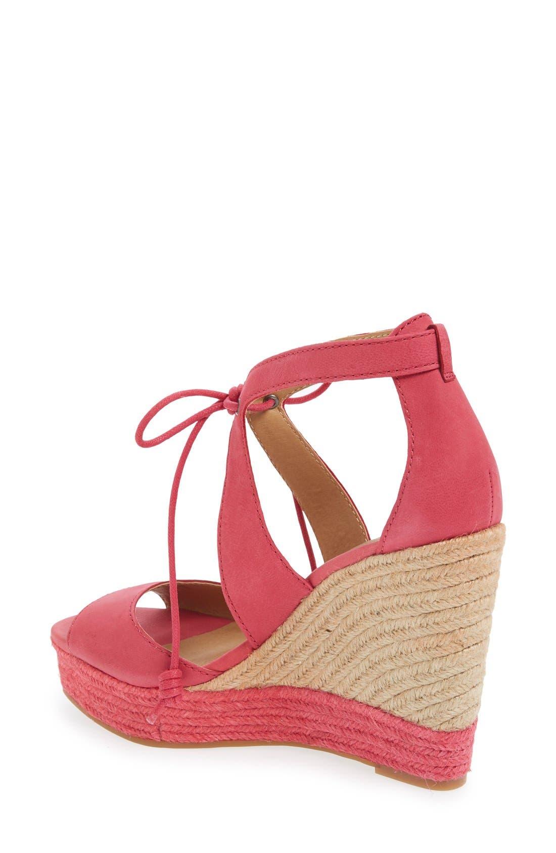 Alternate Image 2  - Lucky Brand 'Listalia' Sandal (Women)