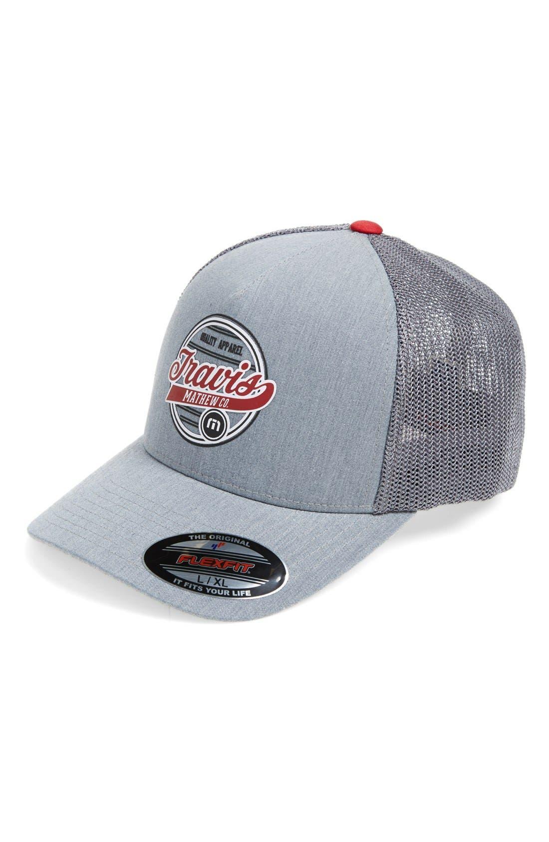 Main Image - Travis Mathew 'Cloon' Trucker Hat