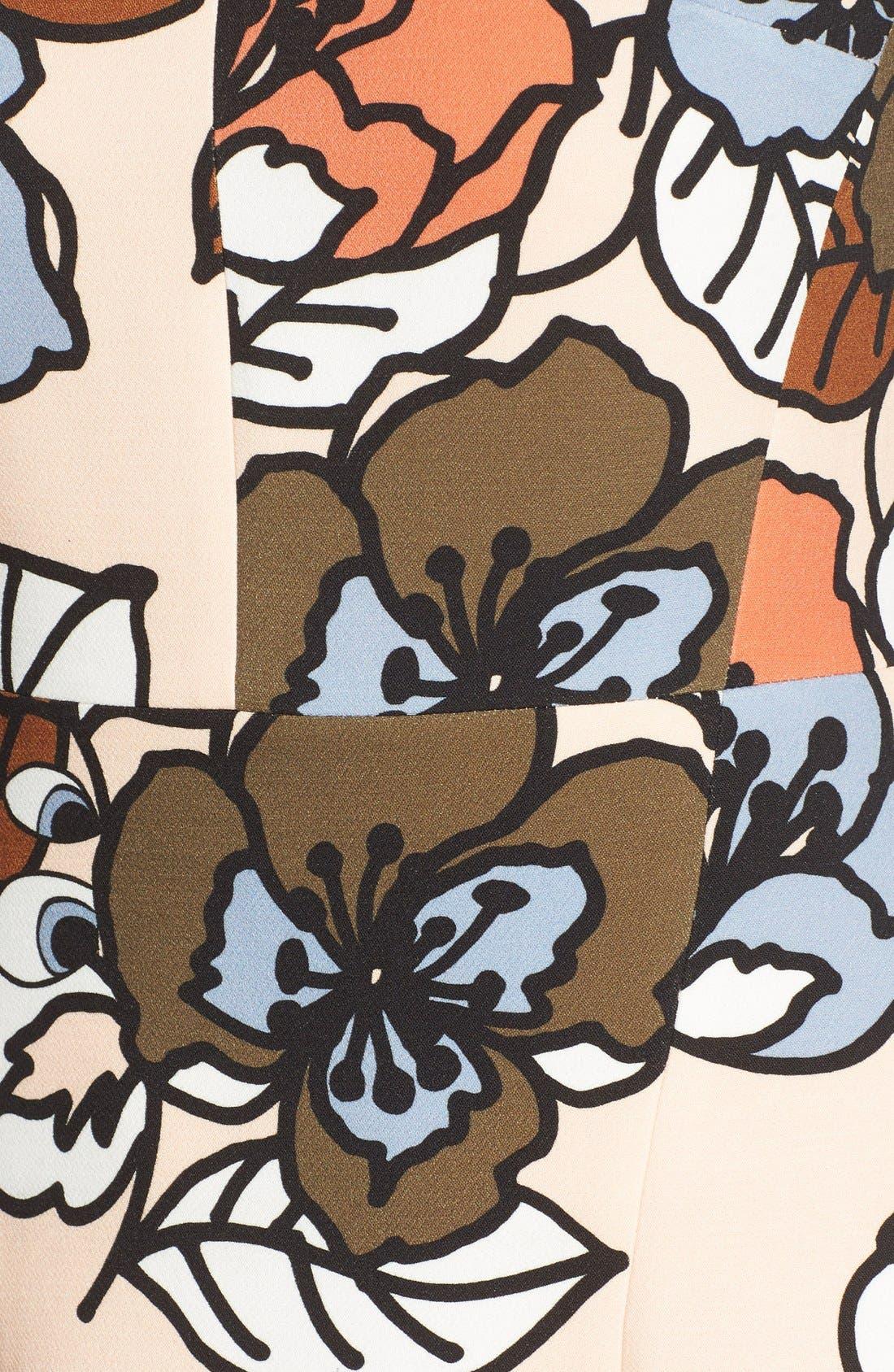 Alternate Image 5  - Paul & Joe Sister 'Meridienne' Floral Skater Dress