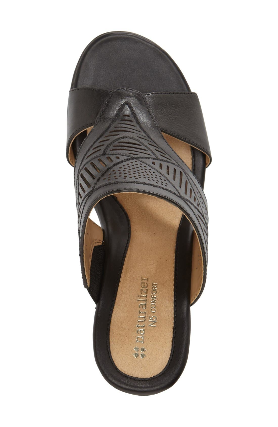 Alternate Image 3  - Naturalizer 'Oshea' Wedge Sandal (Women)