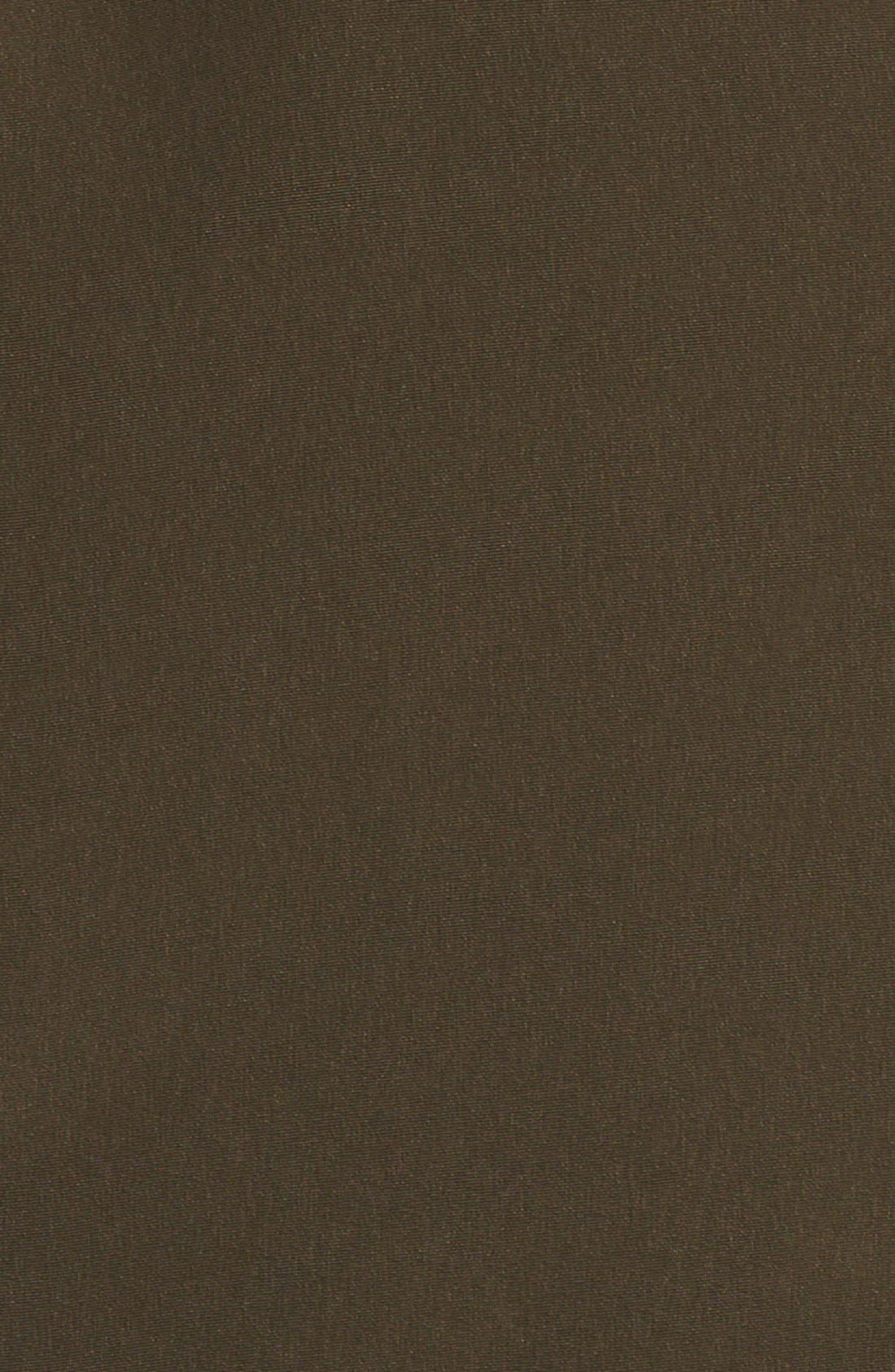 Alternate Image 5  - MICHAEL Michael Kors Asymmetrical Zip Jacket (Plus Size)