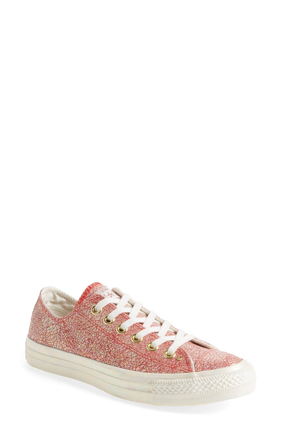 Alternate Image 1 Selected - Converse Chuck Taylor® All Star® 'Oil Slick - Ox' Sneaker (Women)