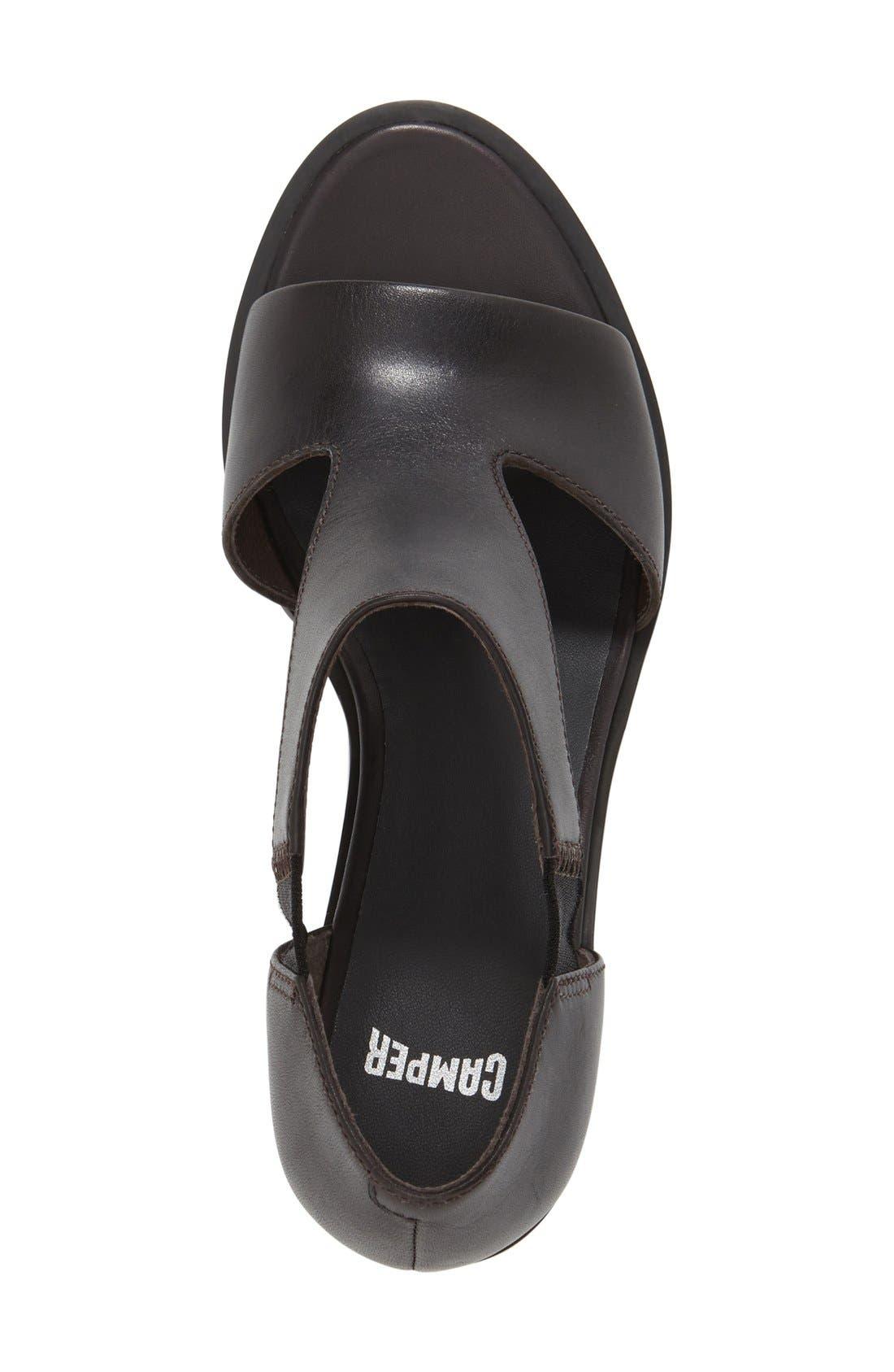 Alternate Image 3  - Camper 'Limi' Wedge Sandal (Women)
