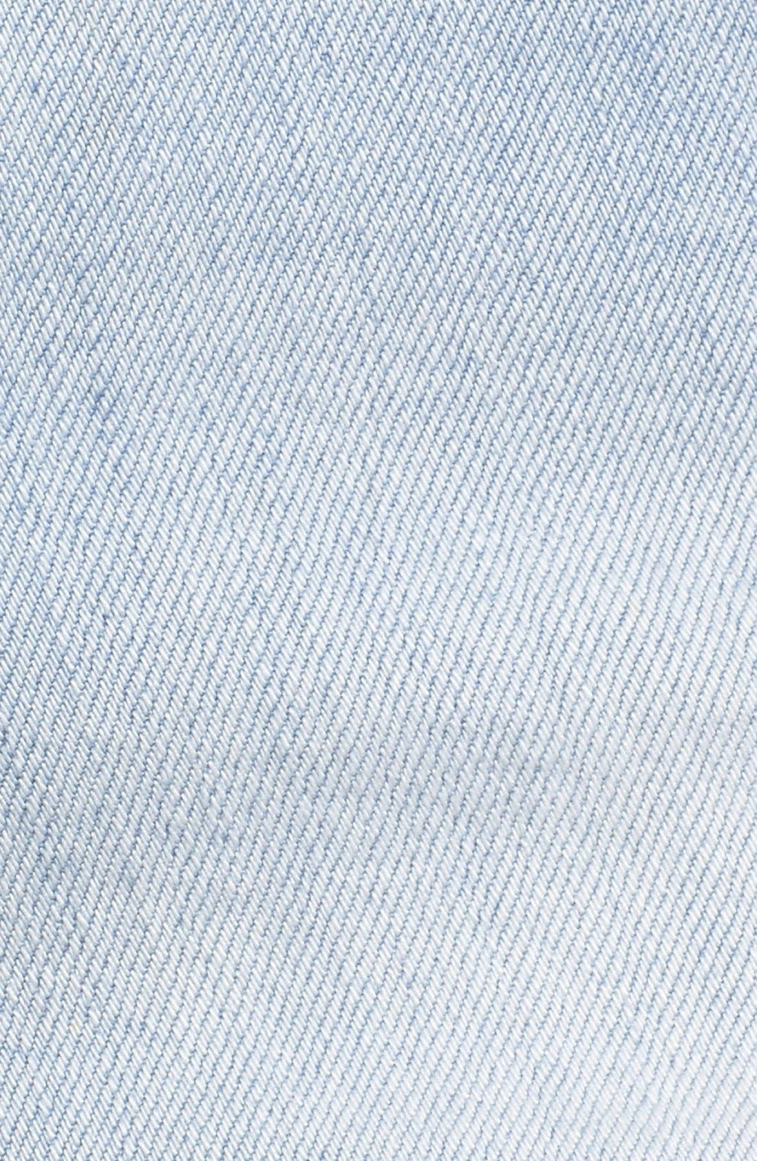 Alternate Image 6  - Articles of Society 'Madre' Denim Shorts (Cozumel)