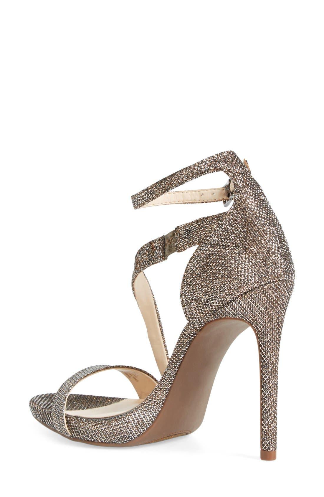 Alternate Image 5  - Jessica Simpson 'Rayli' Patent Ankle Strap Sandal (Women)