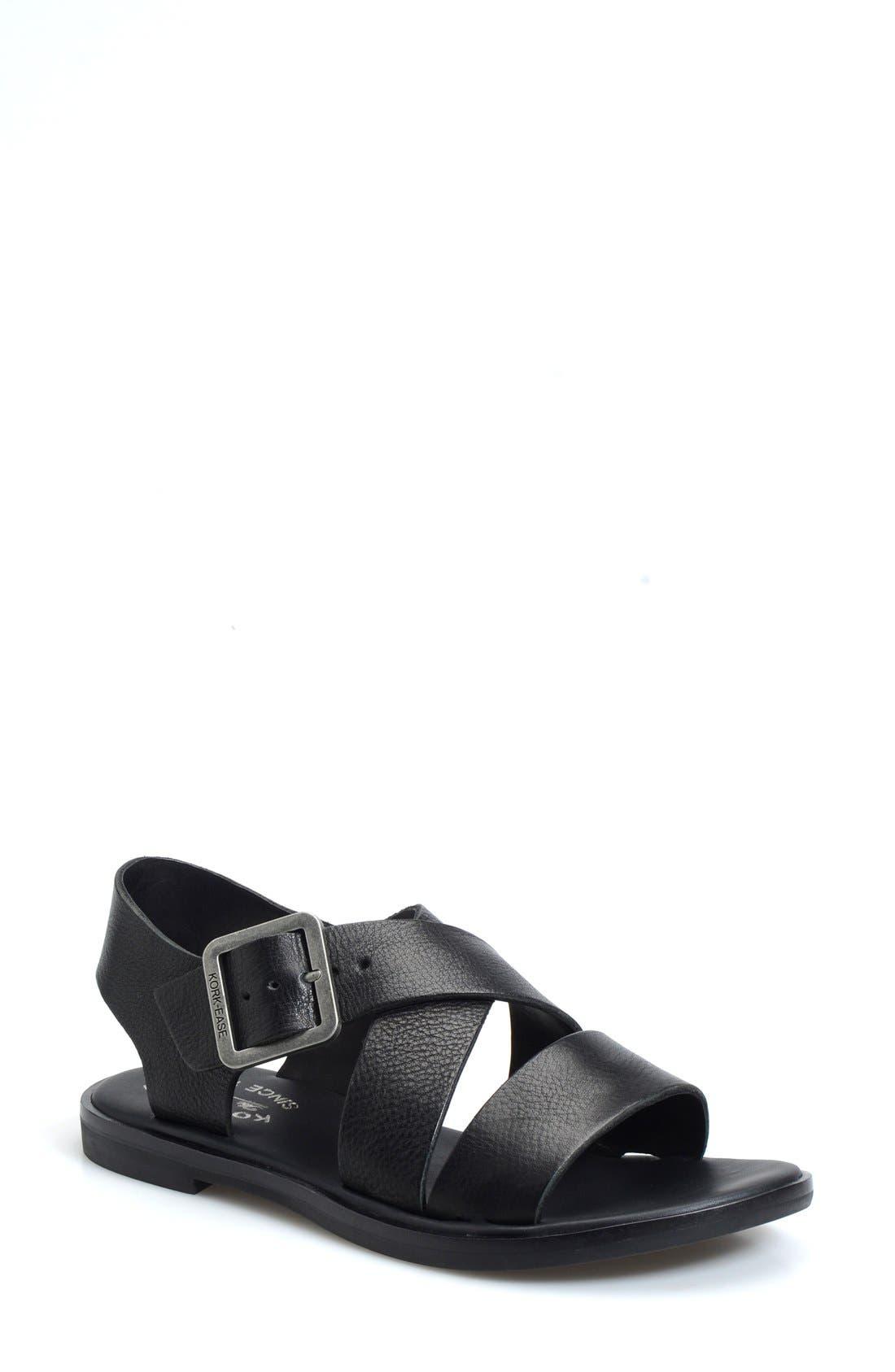 Kork-Ease® 'Nara' Flat Sandal (Women)