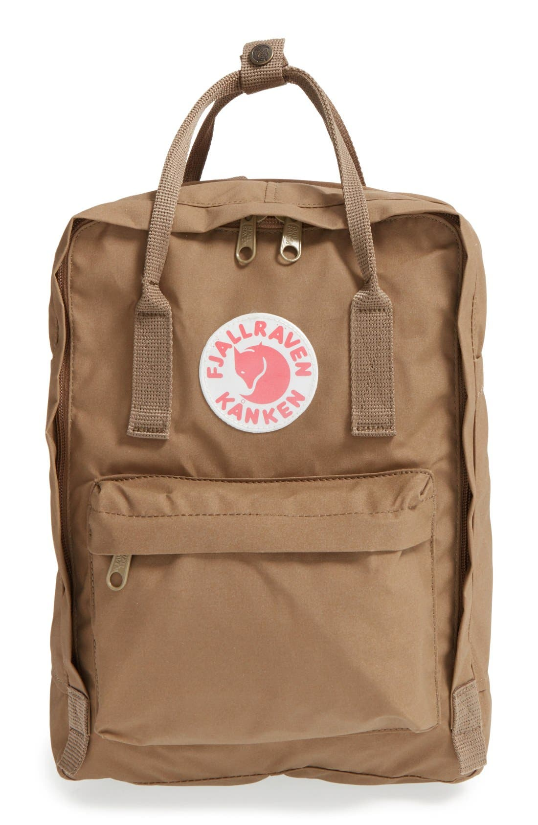 Main Image - Fjällräven 'Kånken' Laptop Backpack (13 Inch)