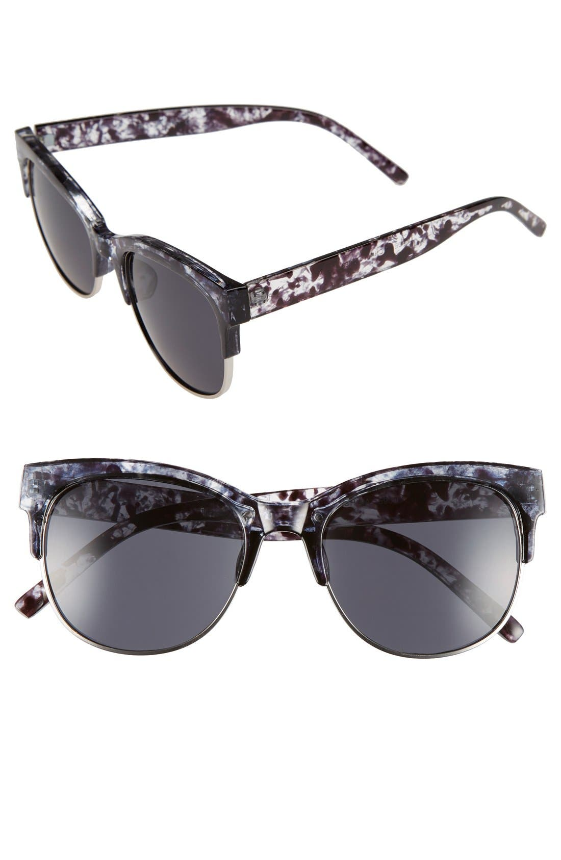 Main Image - A.J. Morgan 54mm Sunglasses
