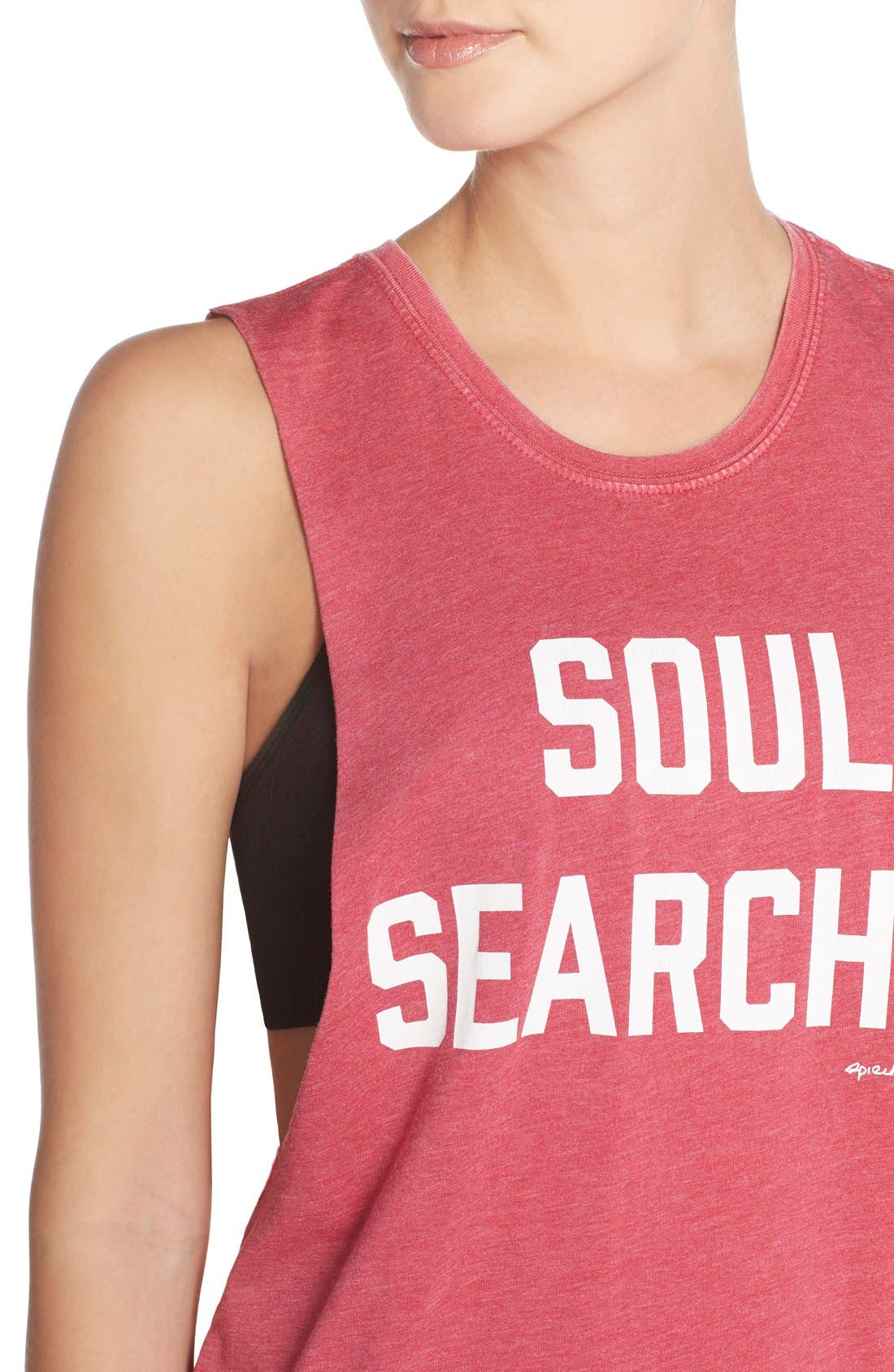 Alternate Image 4  - Spiritual Gangster 'Soul Searcher' Muscle Tank