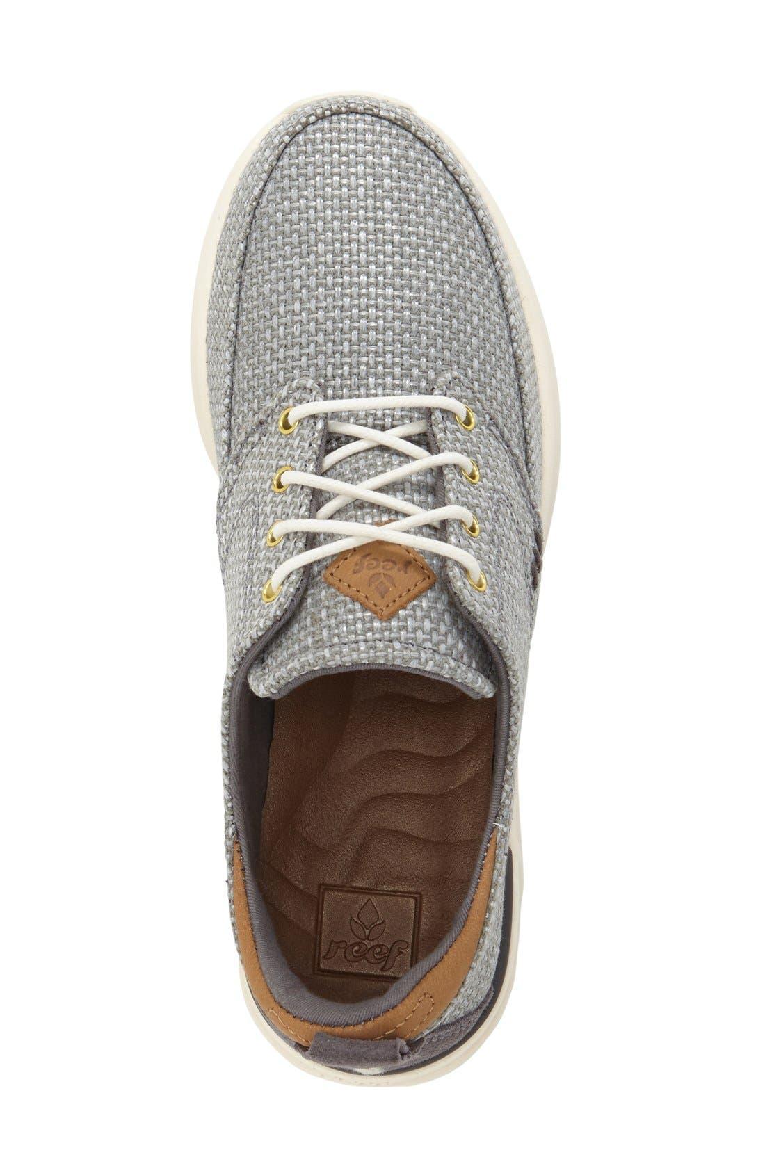 Alternate Image 3  - Reef 'Rover Low' Sneaker (Women)