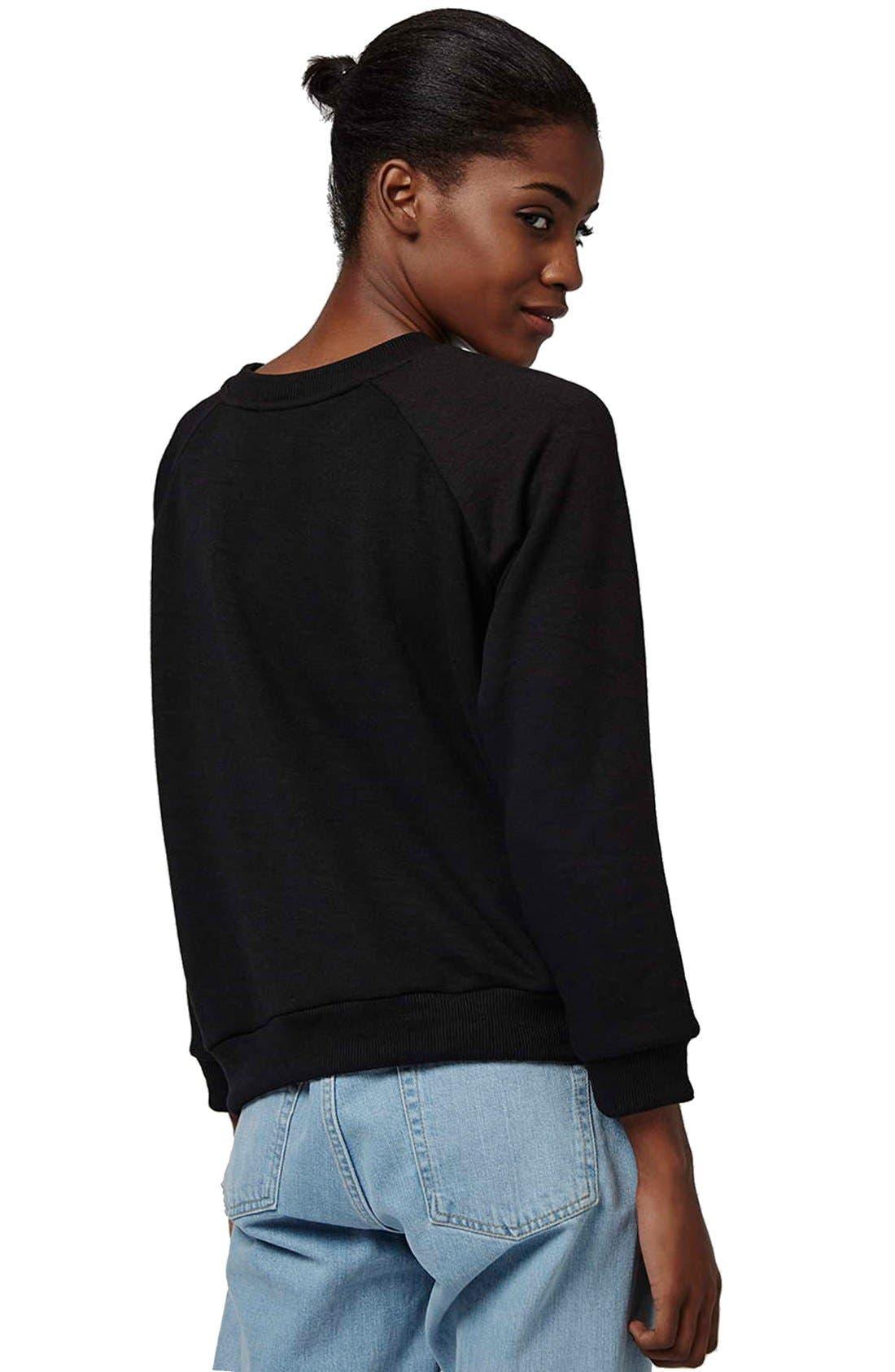 Alternate Image 2  - Topshop Tee and Cake 'Pepsi' Sweatshirt (Petite)