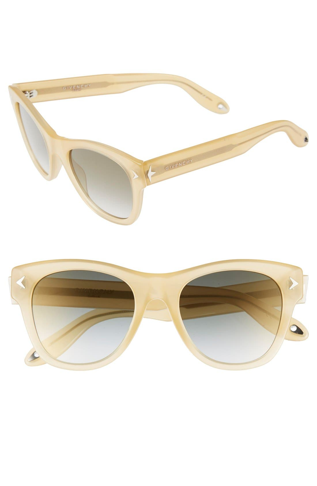 Givenchy 51mm Retro Sunglasses