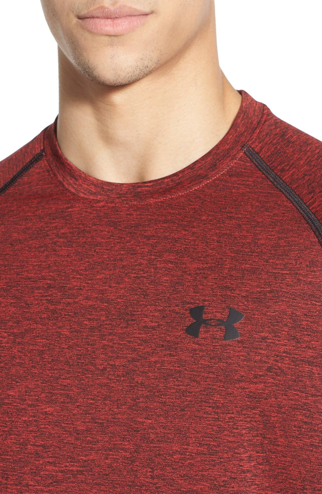 Alternate Image 4  - Under Armour 'UA Tech' Loose Fit Short Sleeve T-Shirt