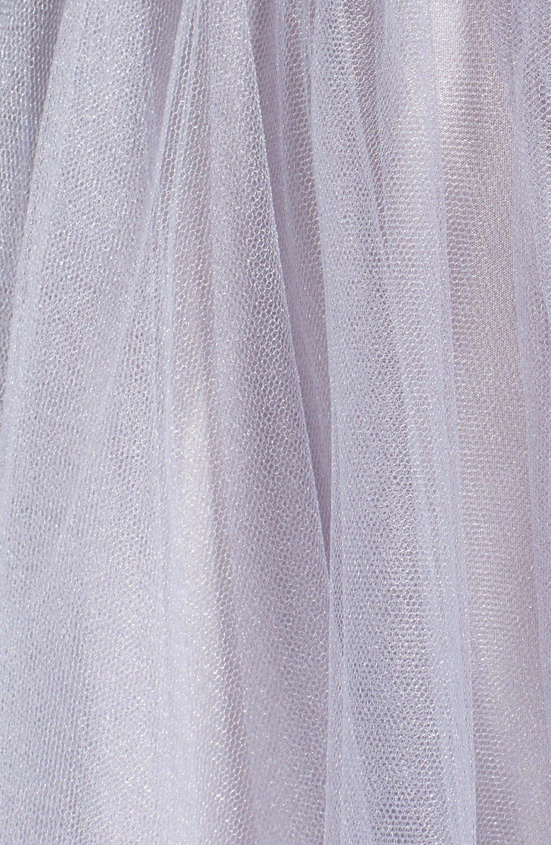 Alternate Image 5  - Donna Morgan 'Chantal' Tulle Fit & Flare Midi Dress