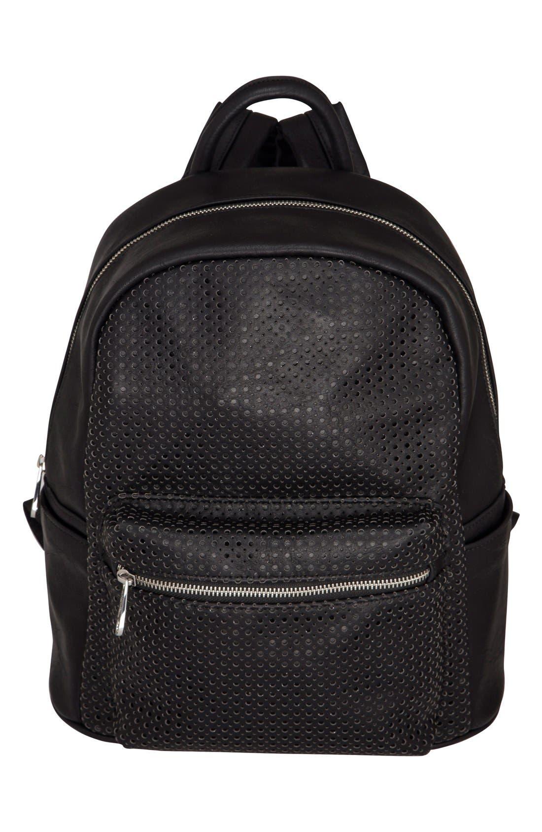 Main Image - Urban Originals 'Lola' Perforated Backpack