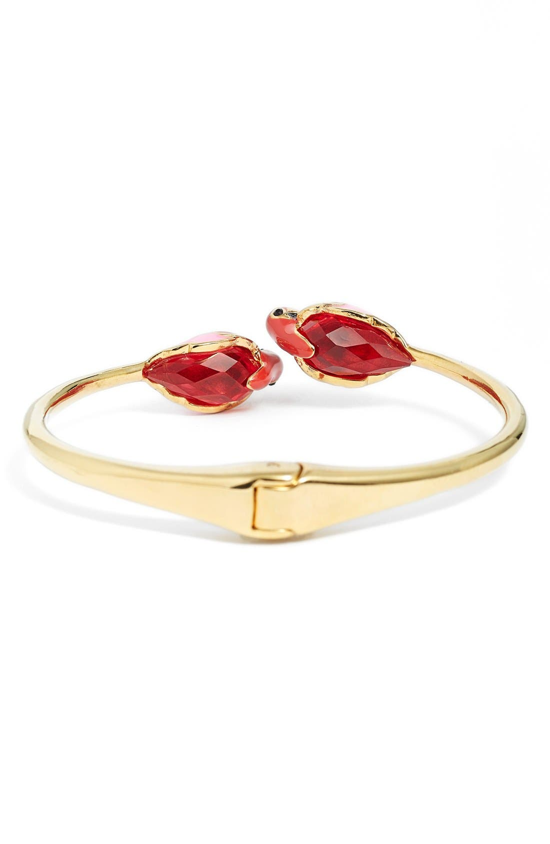 Alternate Image 2  - kate spade new york 'out of office' parrot bangle