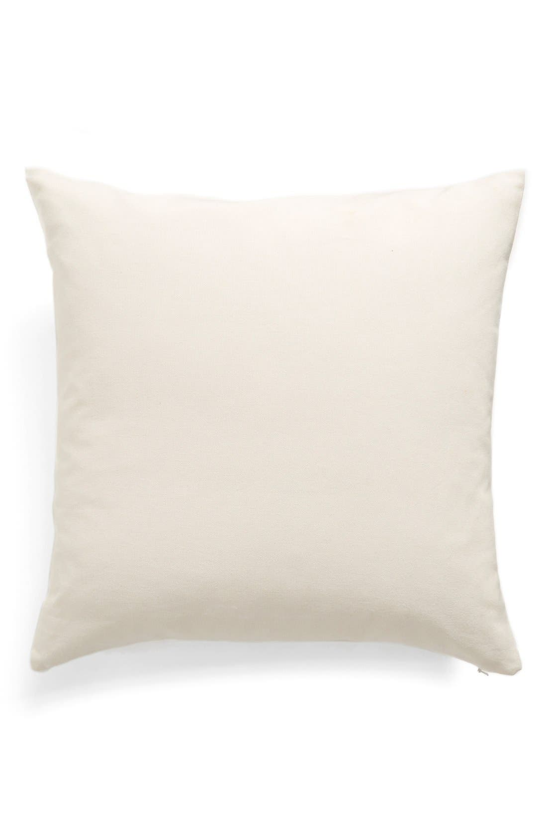 Alternate Image 2  - Nordstrom at Home 'Mom Tattoo' Embroidered Pillow