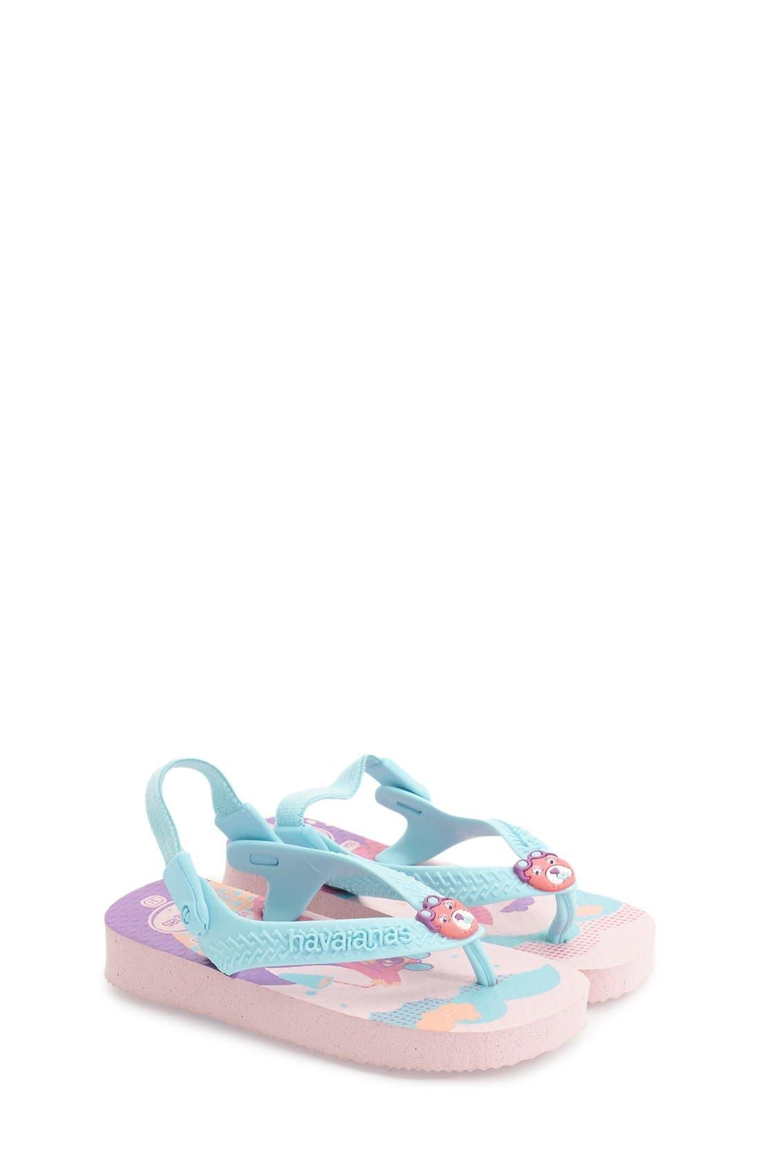 Alternate Image 2  - Havaianas 'Baby Pets' Sandal (Baby, Walker & Toddler)