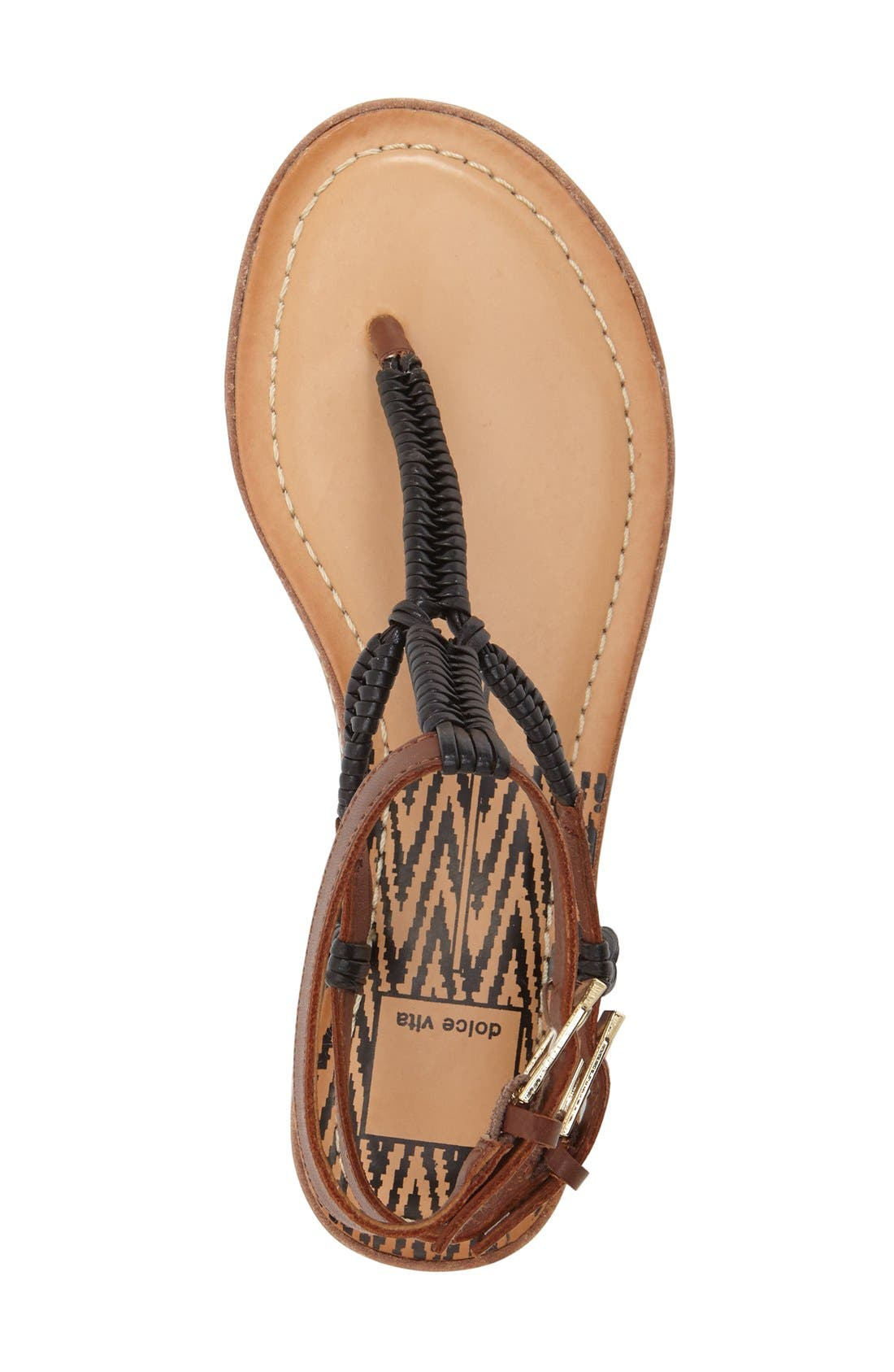 Alternate Image 3  - Dolce Vita 'Kendra' Flat Sandal (Women)