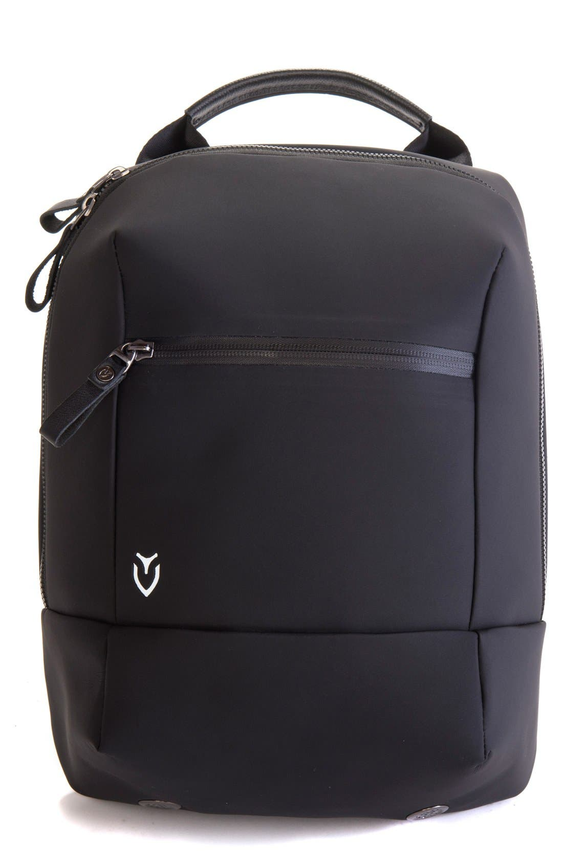 Vessel Pebbled Faux Leather Shoe Bag