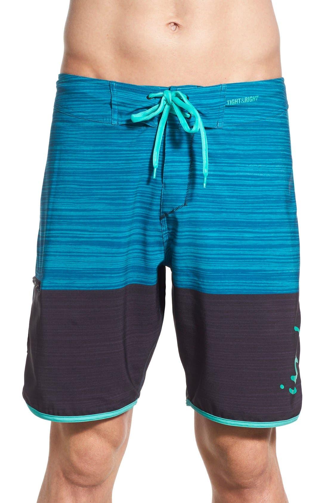 Imperial Motion 'Vislon' Board Shorts