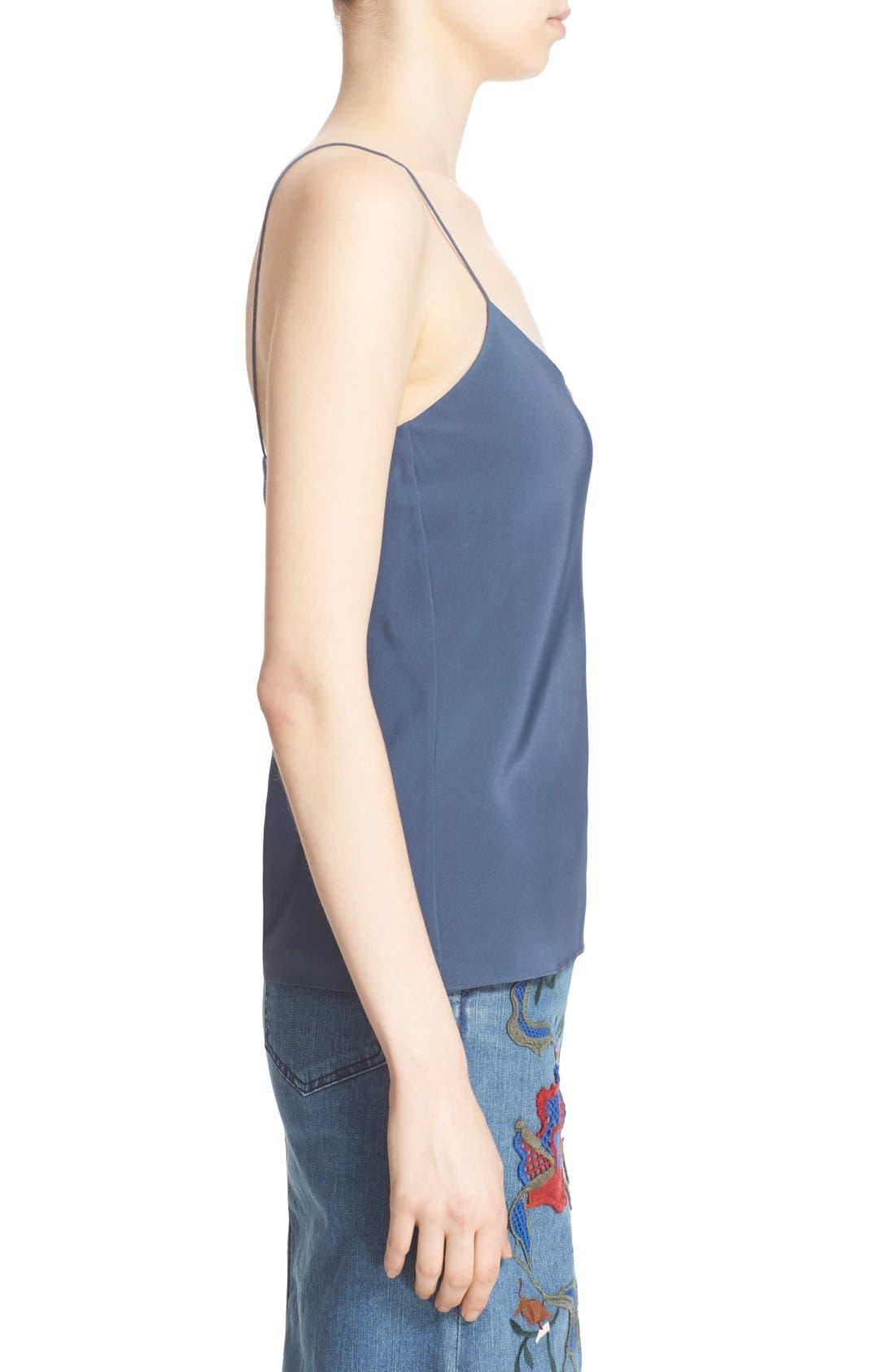 Alternate Image 3  - Tibi 'Kate' Bias Cut Silk Camisole