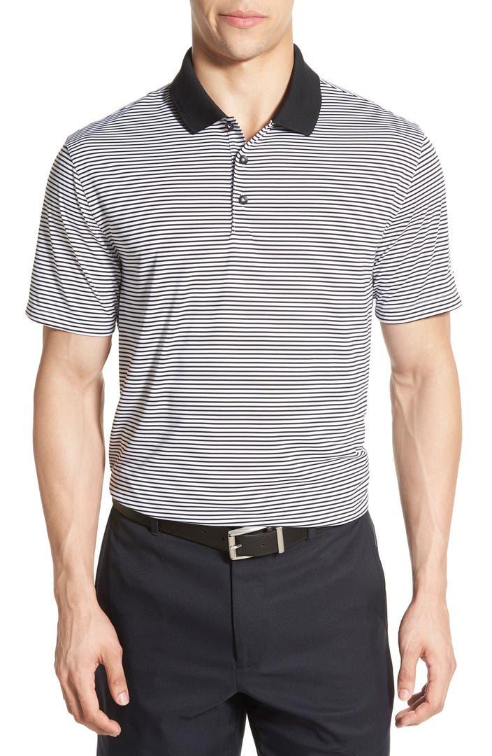 Nike 39 Victory Stripe 39 Dri Fit Golf Polo Nordstrom