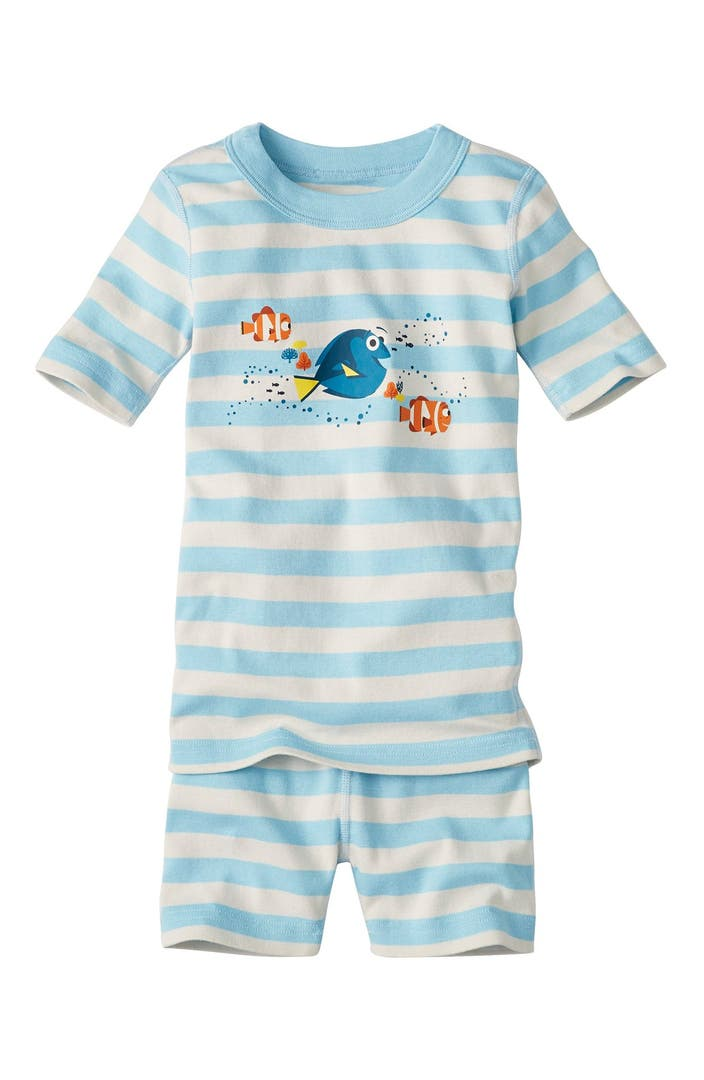 Hanna Andersson Disney Finding Dory Organic Cotton