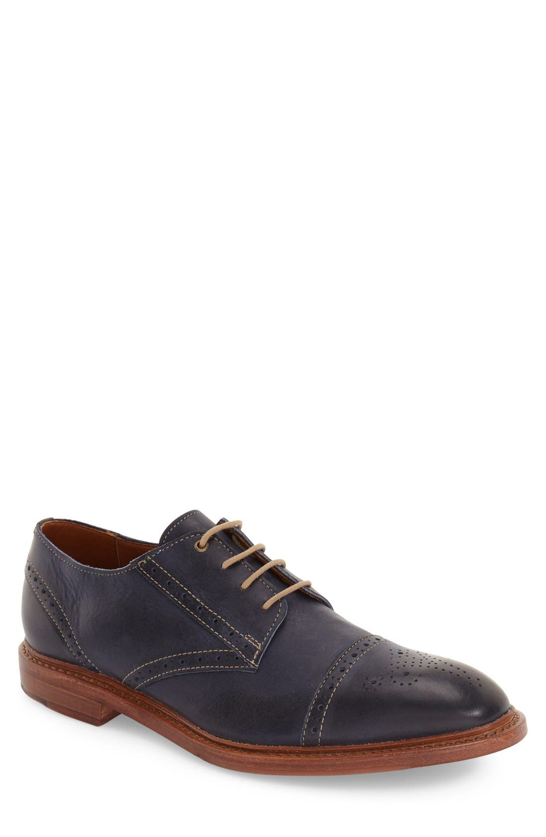 Allen Edmonds 'Bainbridge' Cap Toe Derby (Men)